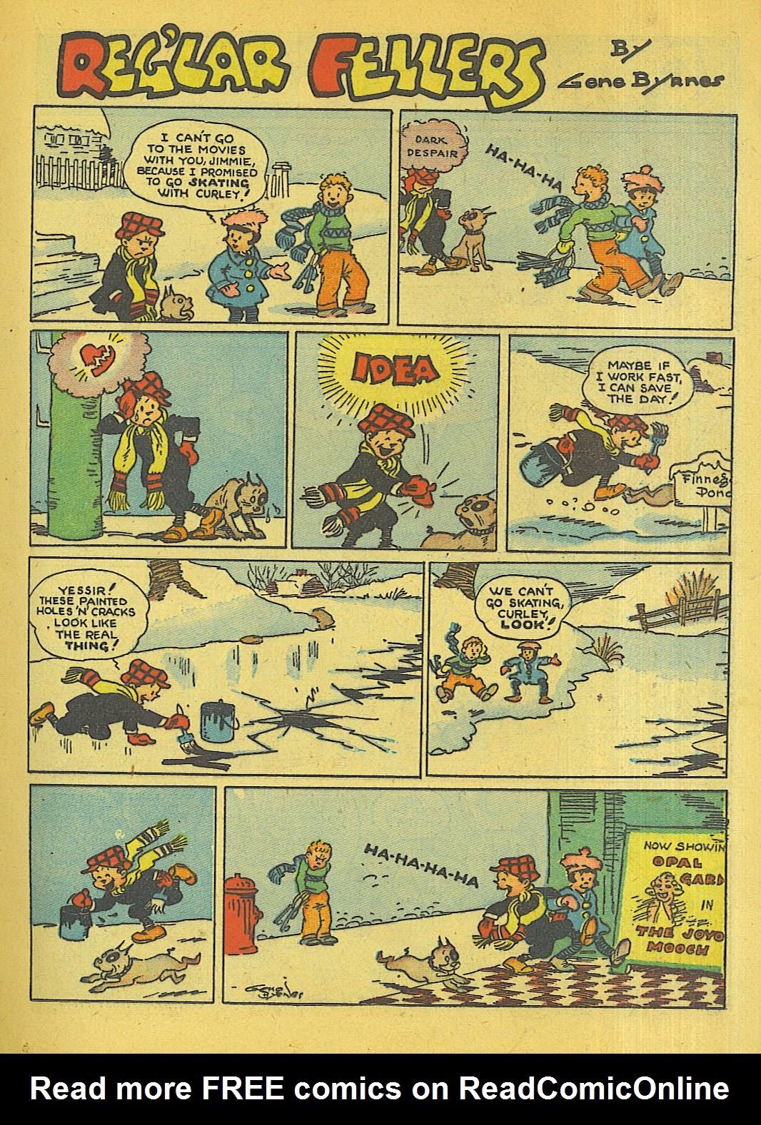 Reglar Fellers Heroic Comics issue 5 - Page 22