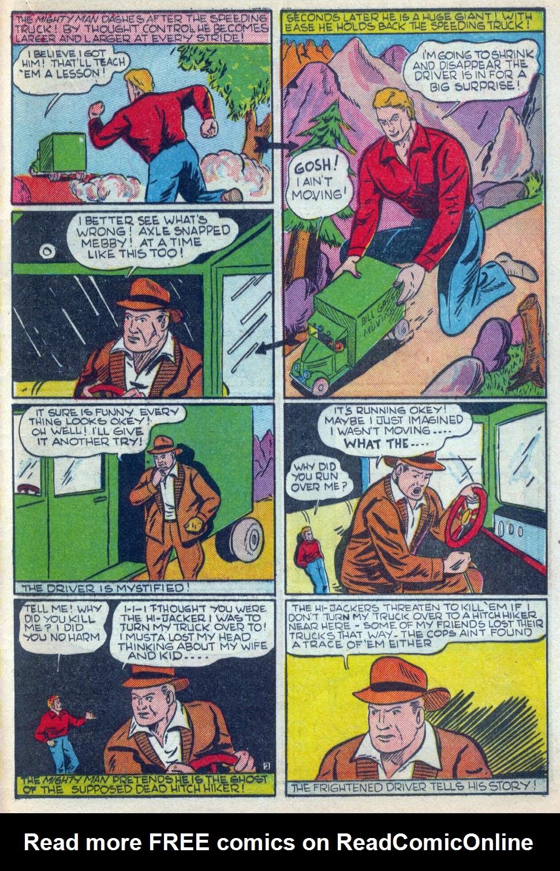 Read online Amazing Man Comics comic -  Issue #15 - 46