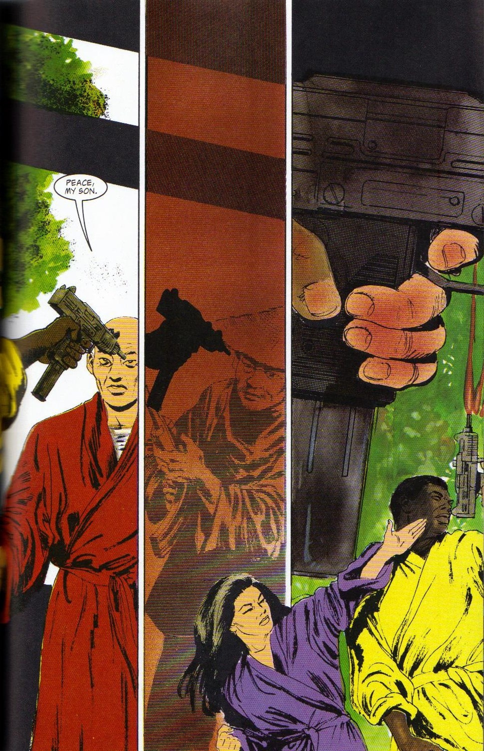 Read online Shado: Song of the Dragon comic -  Issue #2 - 31