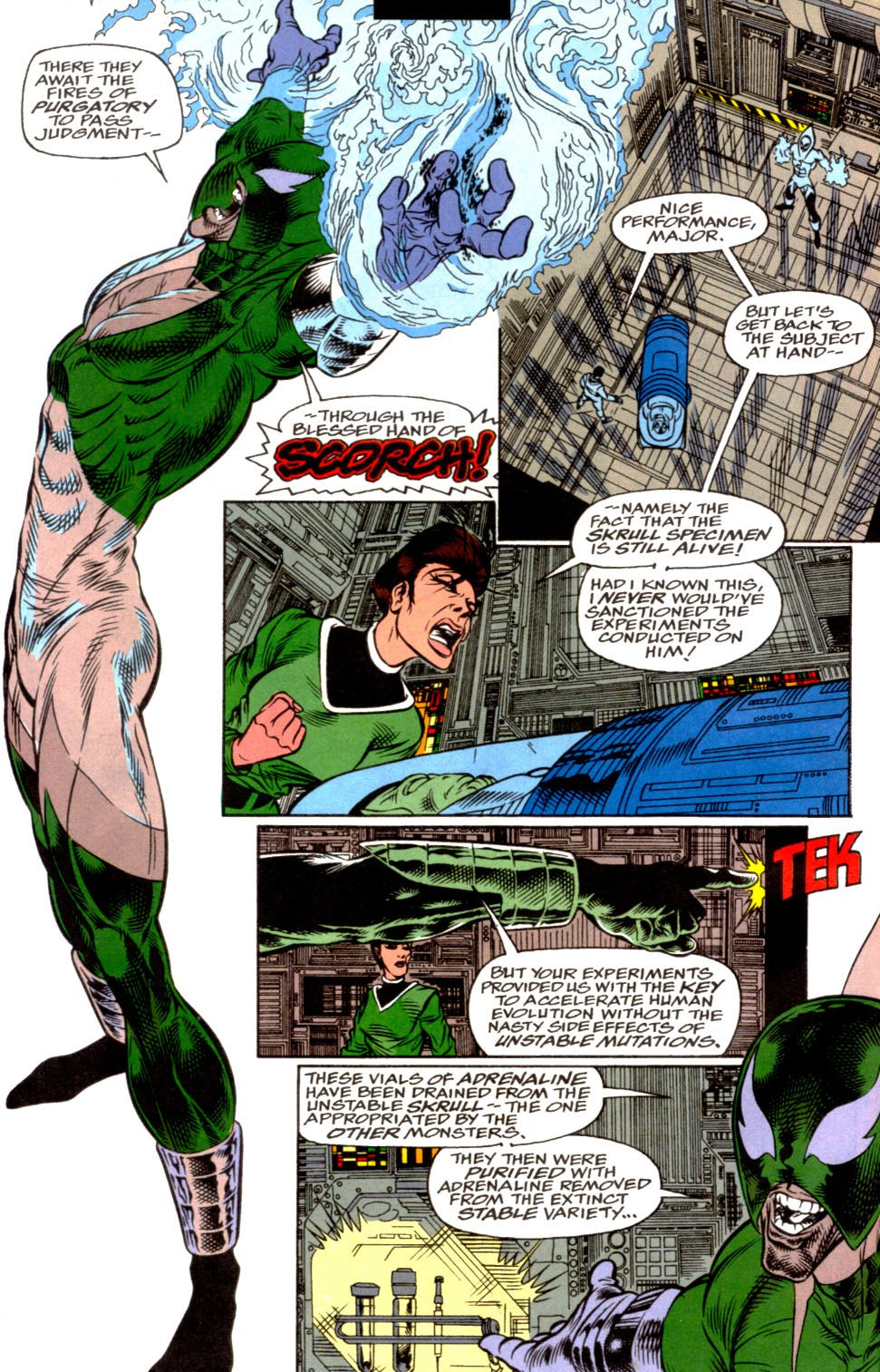 Read online Blackwulf comic -  Issue #4 - 3