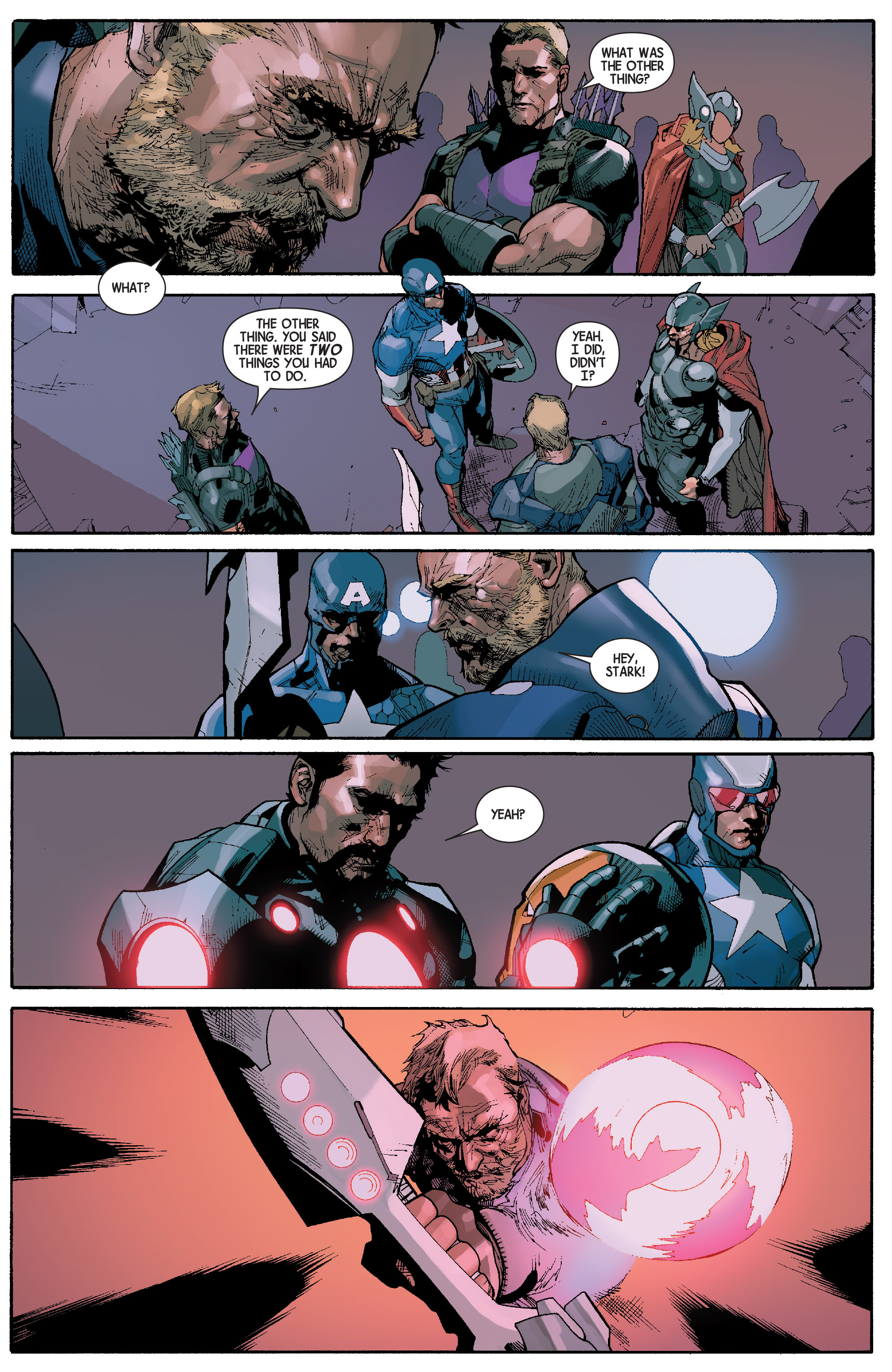 Read online Avengers (2013) comic -  Issue #Avengers (2013) _TPB 6 - 48