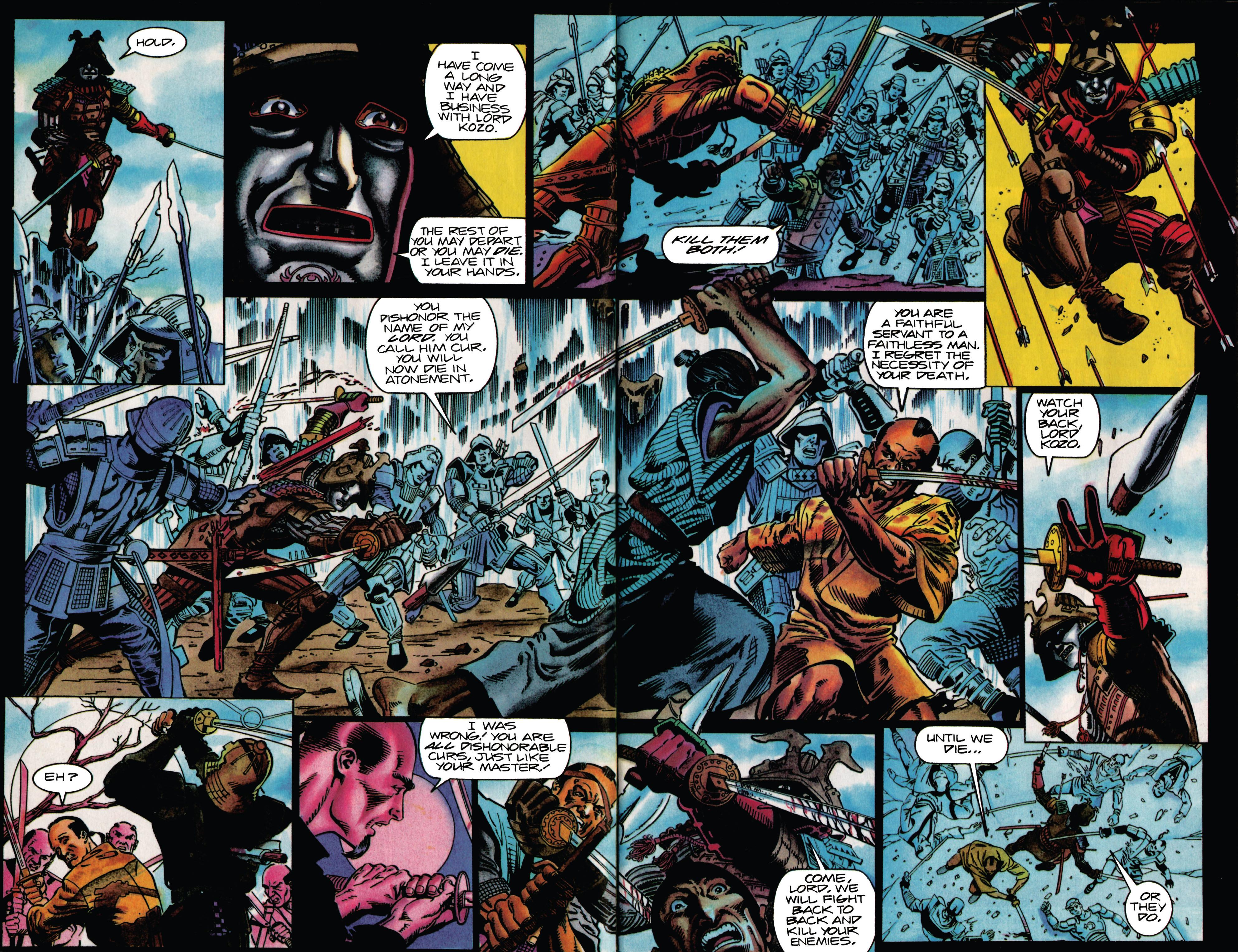 Read online Eternal Warrior (1992) comic -  Issue #27 - 3