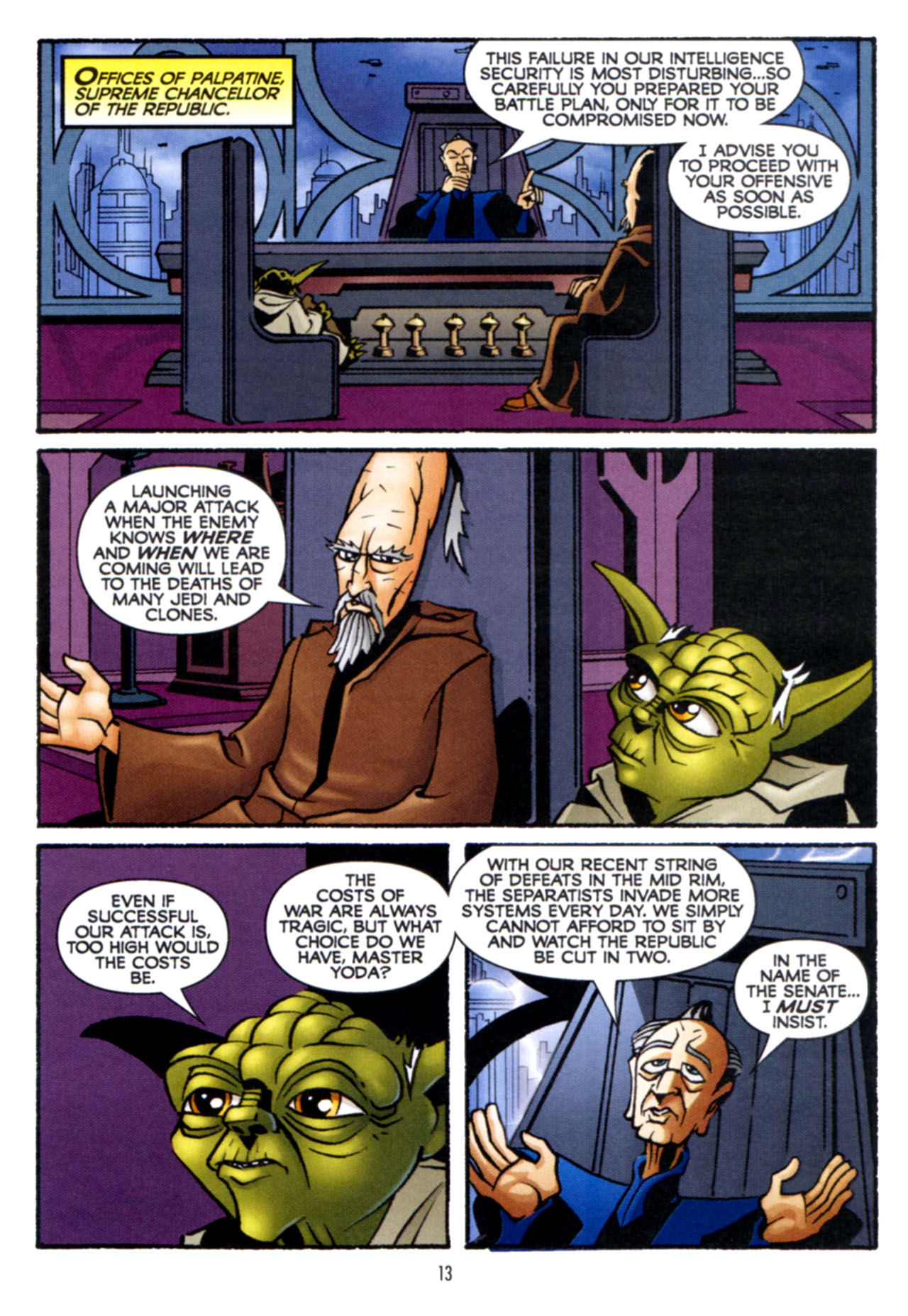 Read online Star Wars: The Clone Wars - Crash Course comic -  Issue # Full - 14
