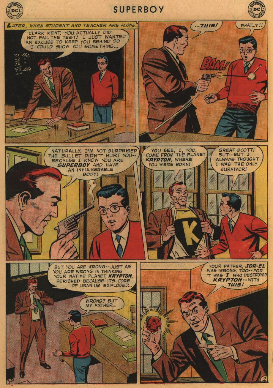 Superboy (1949) issue 67 - Page 24