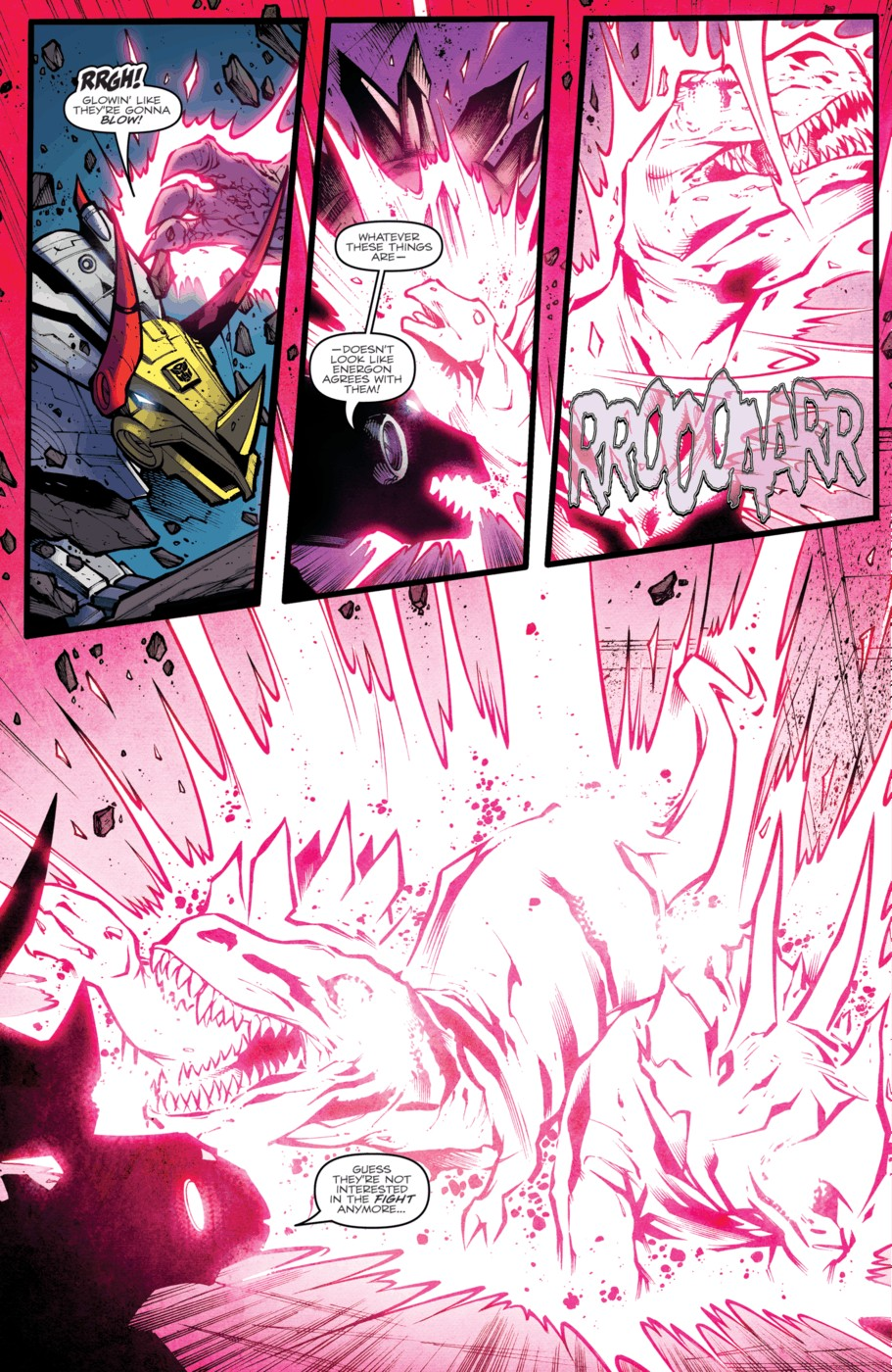 Read online Transformers Prime: Beast Hunters comic -  Issue #4 - 20