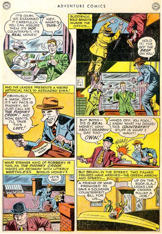 Read online Adventure Comics (1938) comic -  Issue #144 - 14