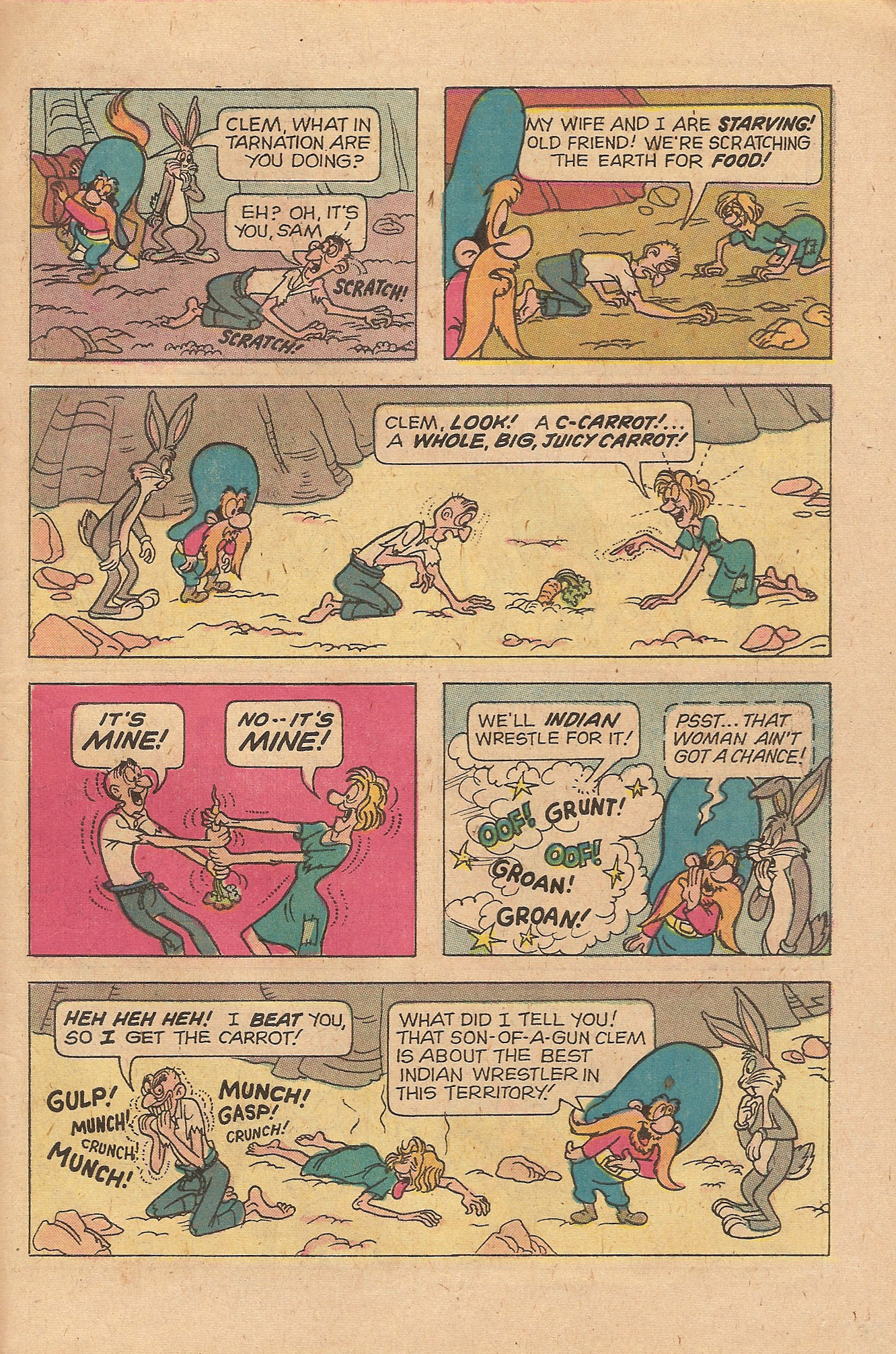 Yosemite Sam and Bugs Bunny issue 21 - Page 31
