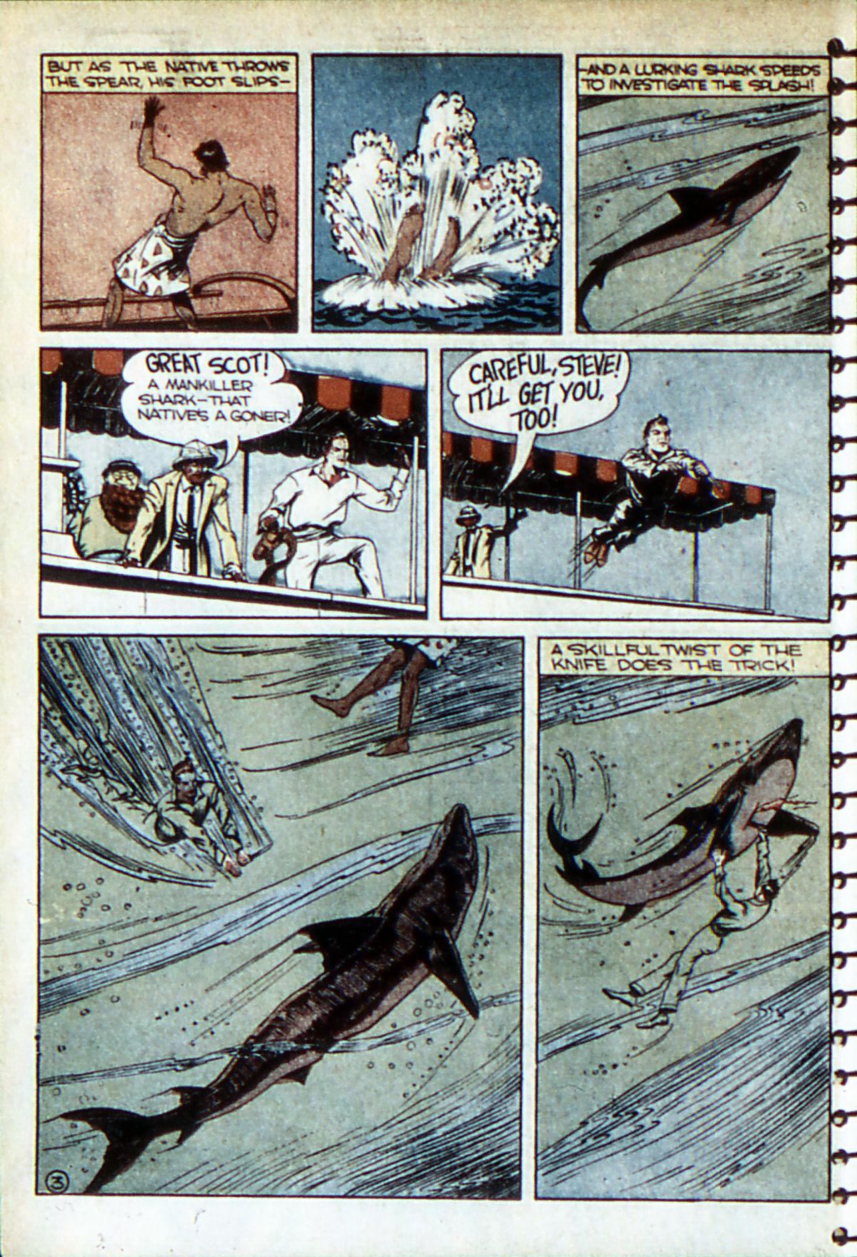 Read online Adventure Comics (1938) comic -  Issue #52 - 31
