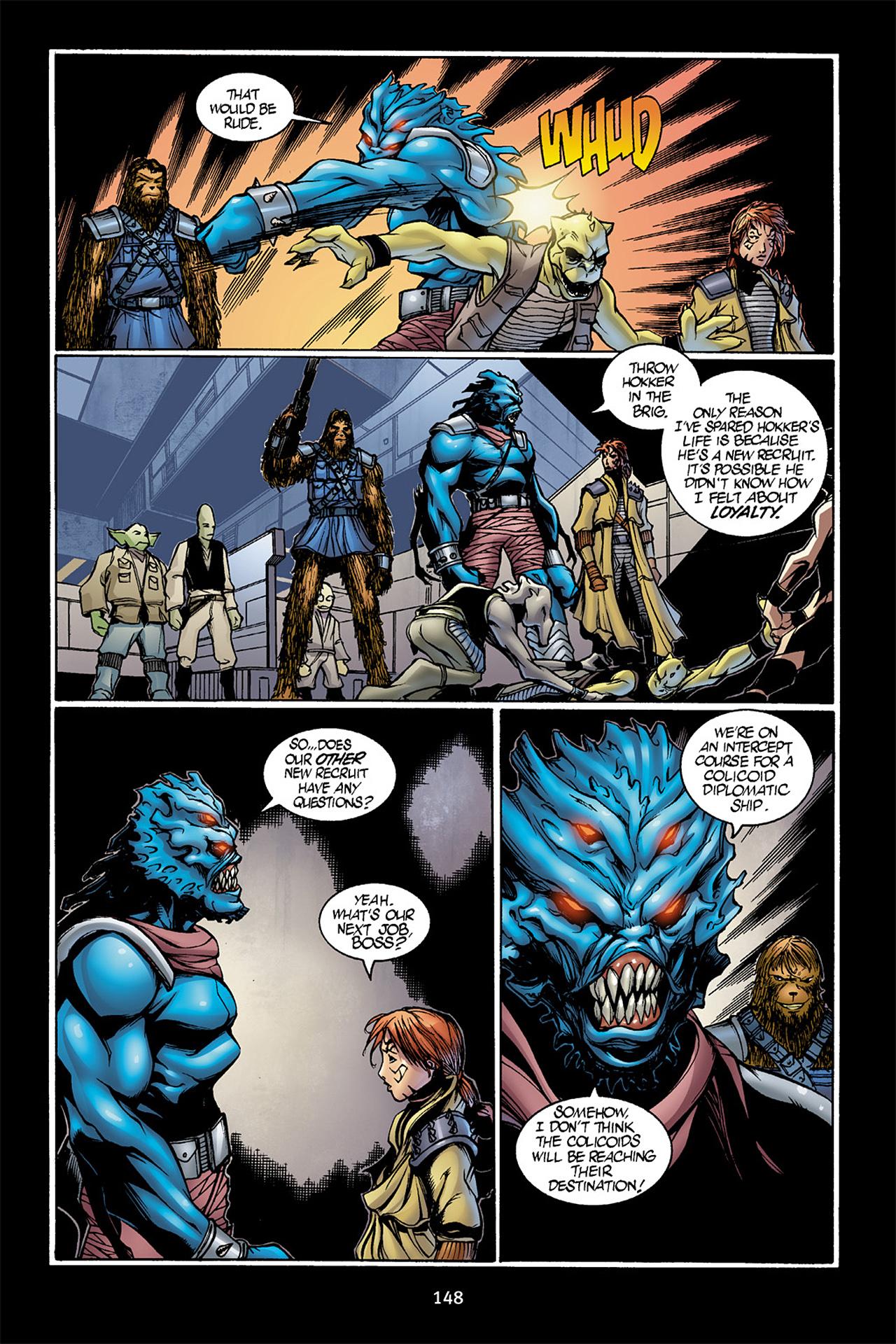 Read online Star Wars Omnibus comic -  Issue # Vol. 10 - 147