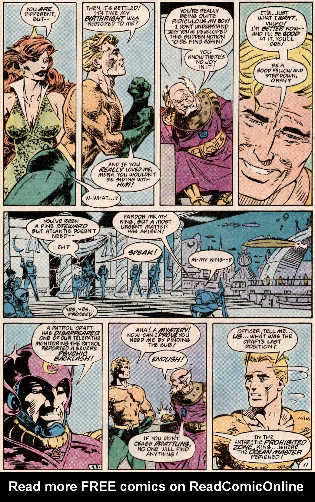 Read online Aquaman Special comic -  Issue #Aquaman Special Full - 13