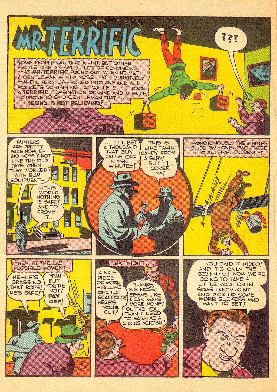 Read online Sensation (Mystery) Comics comic -  Issue #25 - 42