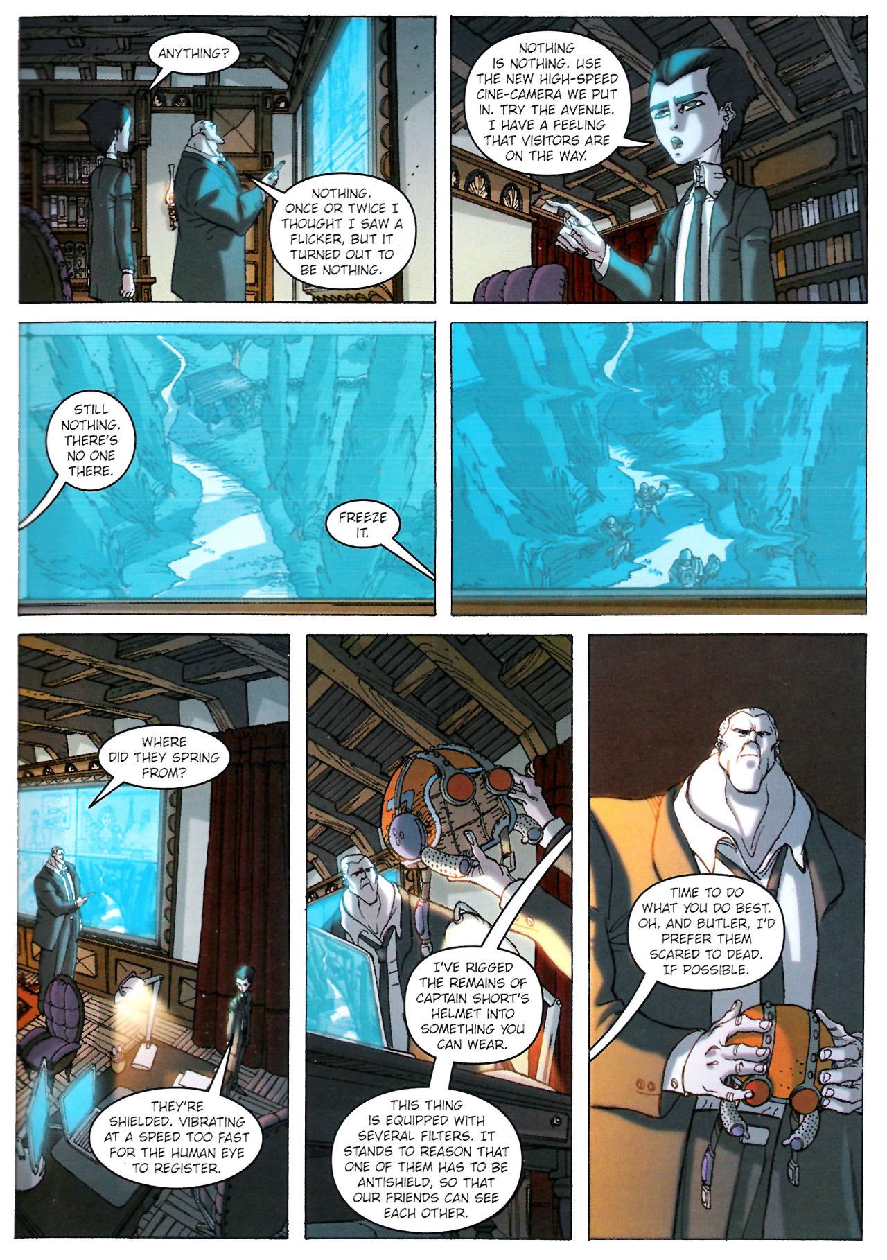 Read online Artemis Fowl: The Graphic Novel comic -  Issue #Artemis Fowl: The Graphic Novel Full - 54