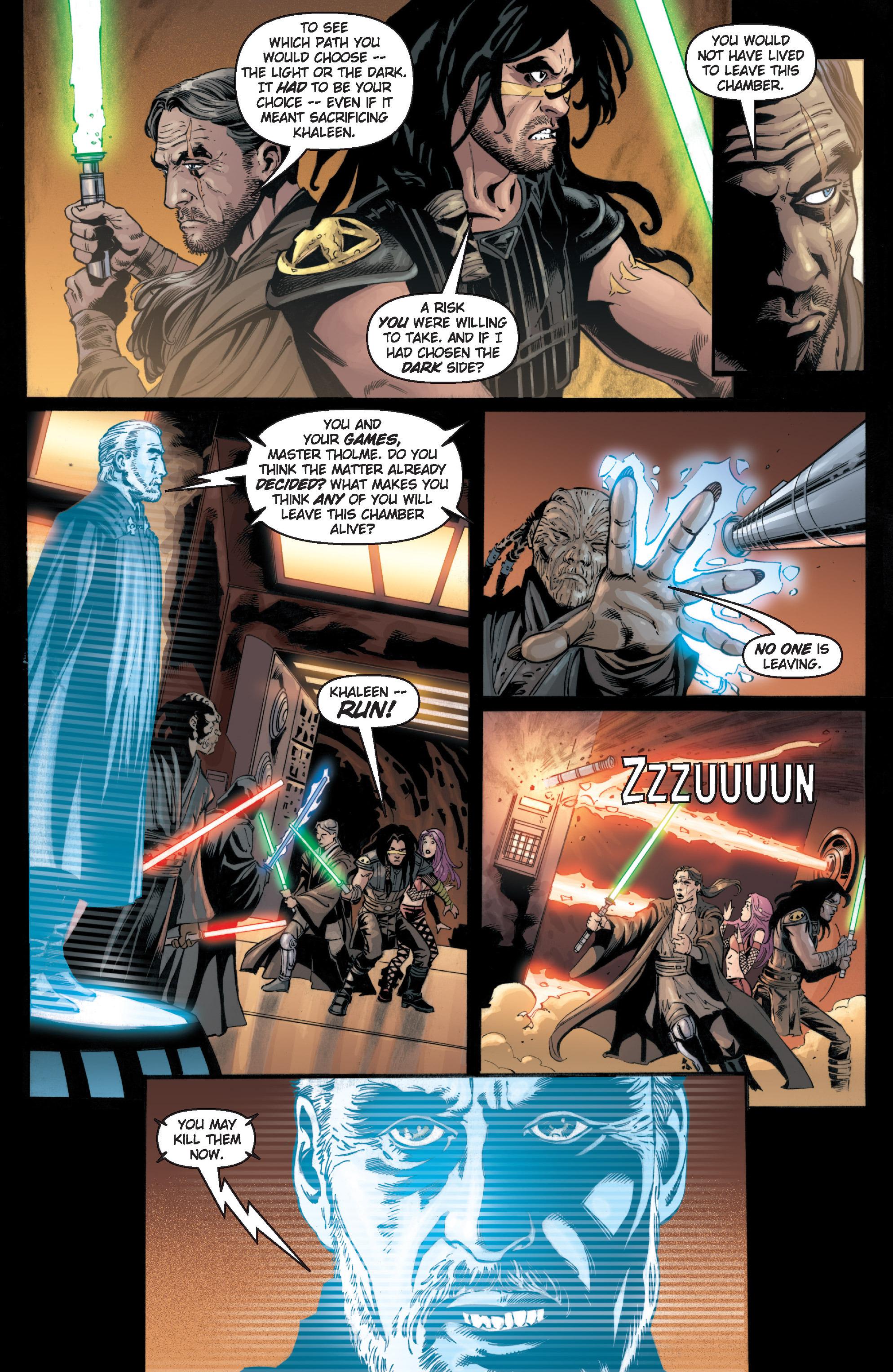 Read online Star Wars Omnibus comic -  Issue # Vol. 26 - 318