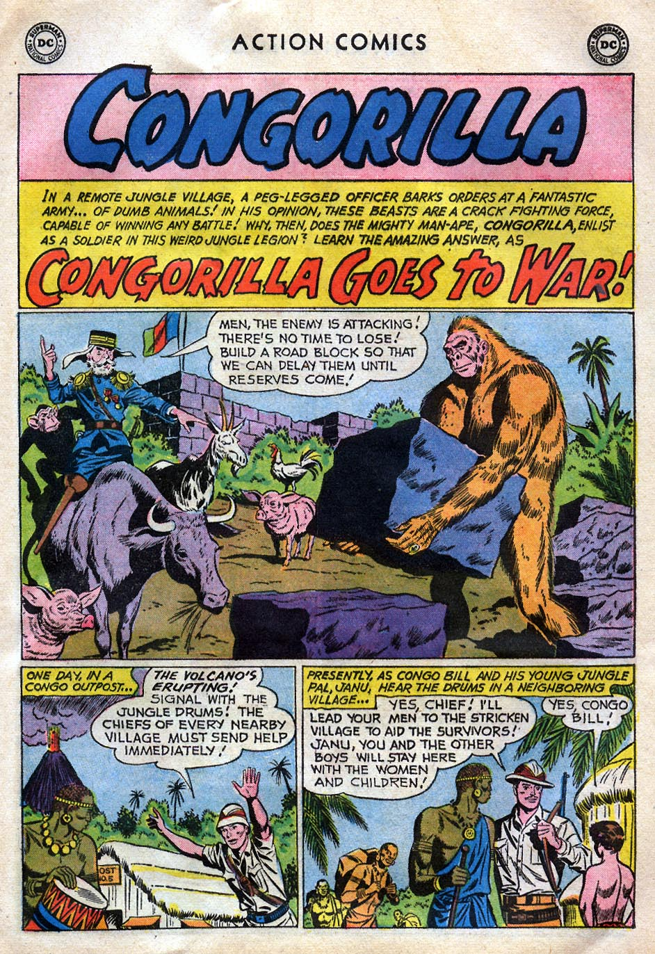 Read online Action Comics (1938) comic -  Issue #258 - 17