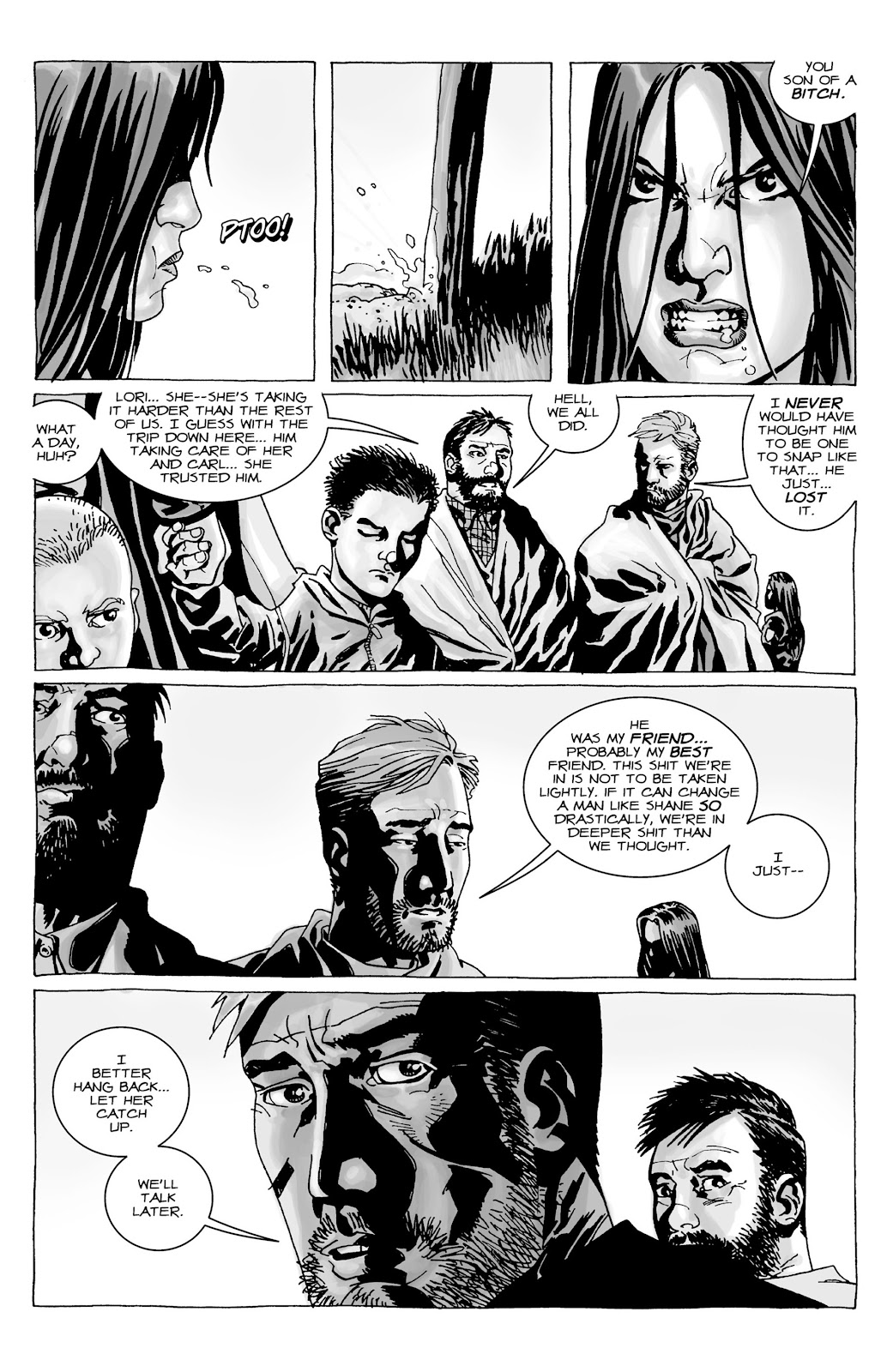 The Walking Dead issue Special - Tyreese Special - Page 14