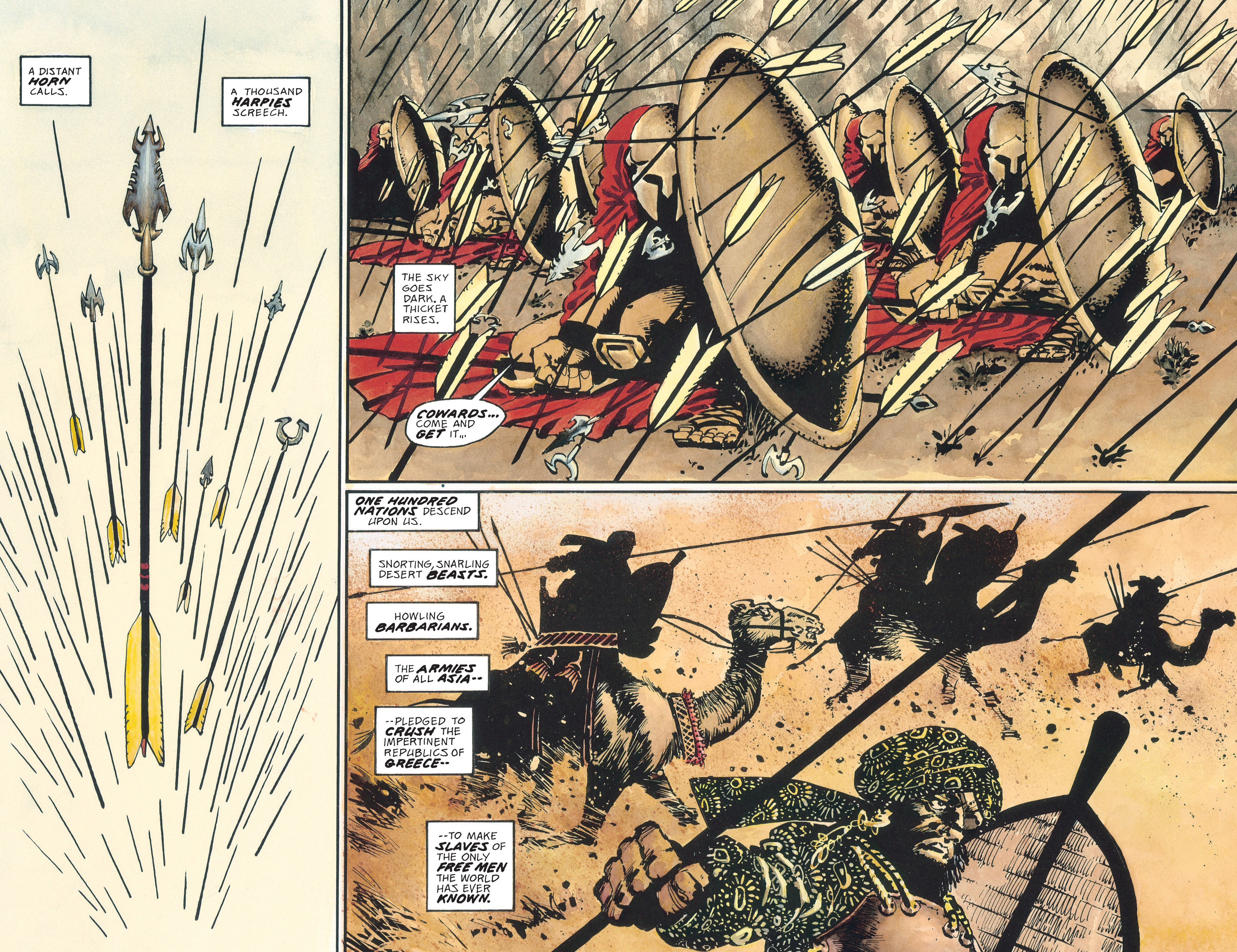 Read online 300 comic -  Issue #300 TPB - 52