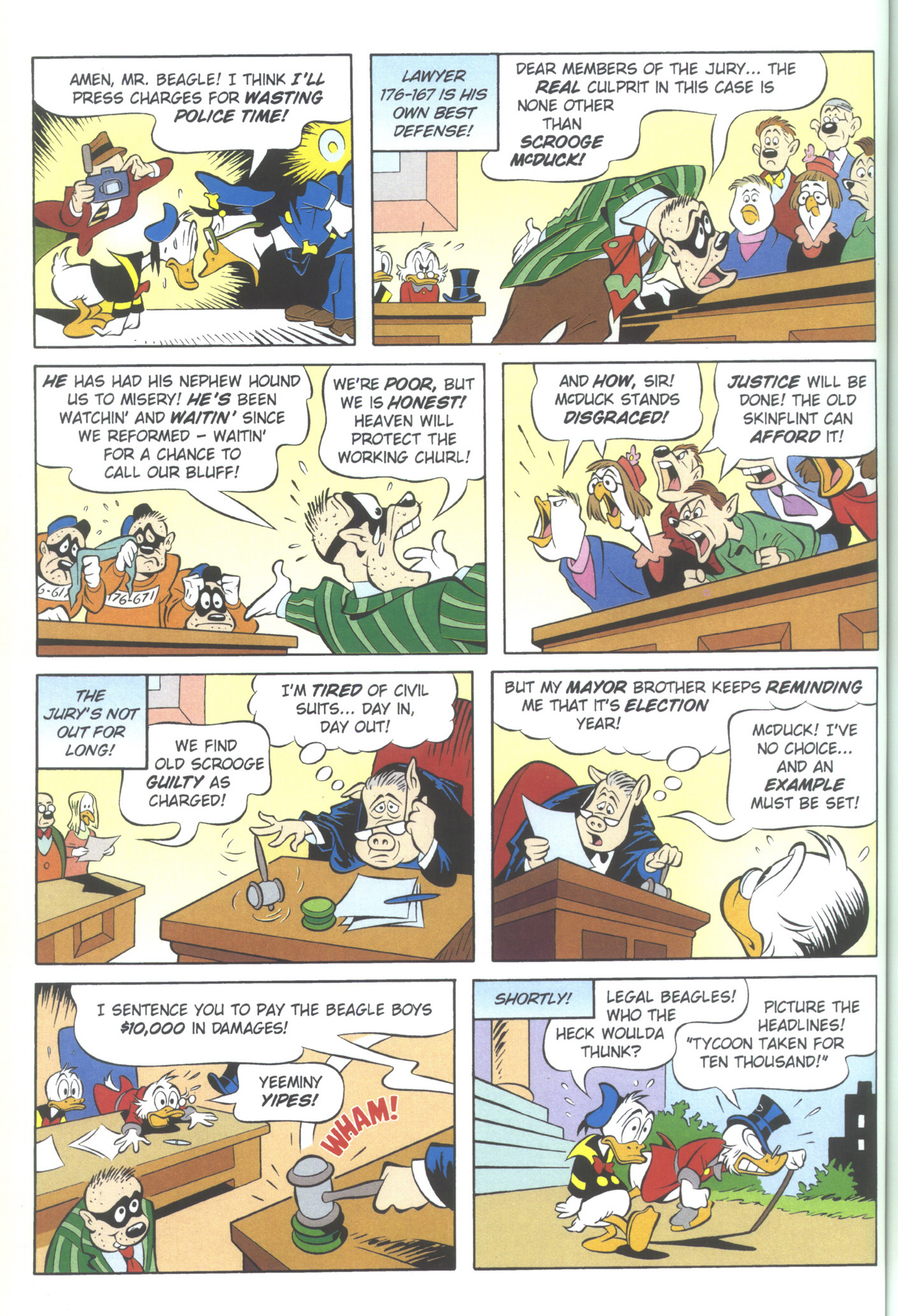 Read online Uncle Scrooge (1953) comic -  Issue #365 - 55