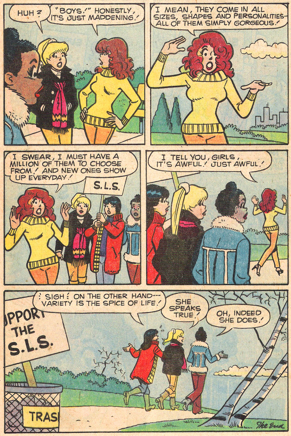 Read online Archie's Girls Betty and Veronica comic -  Issue #278 - 24