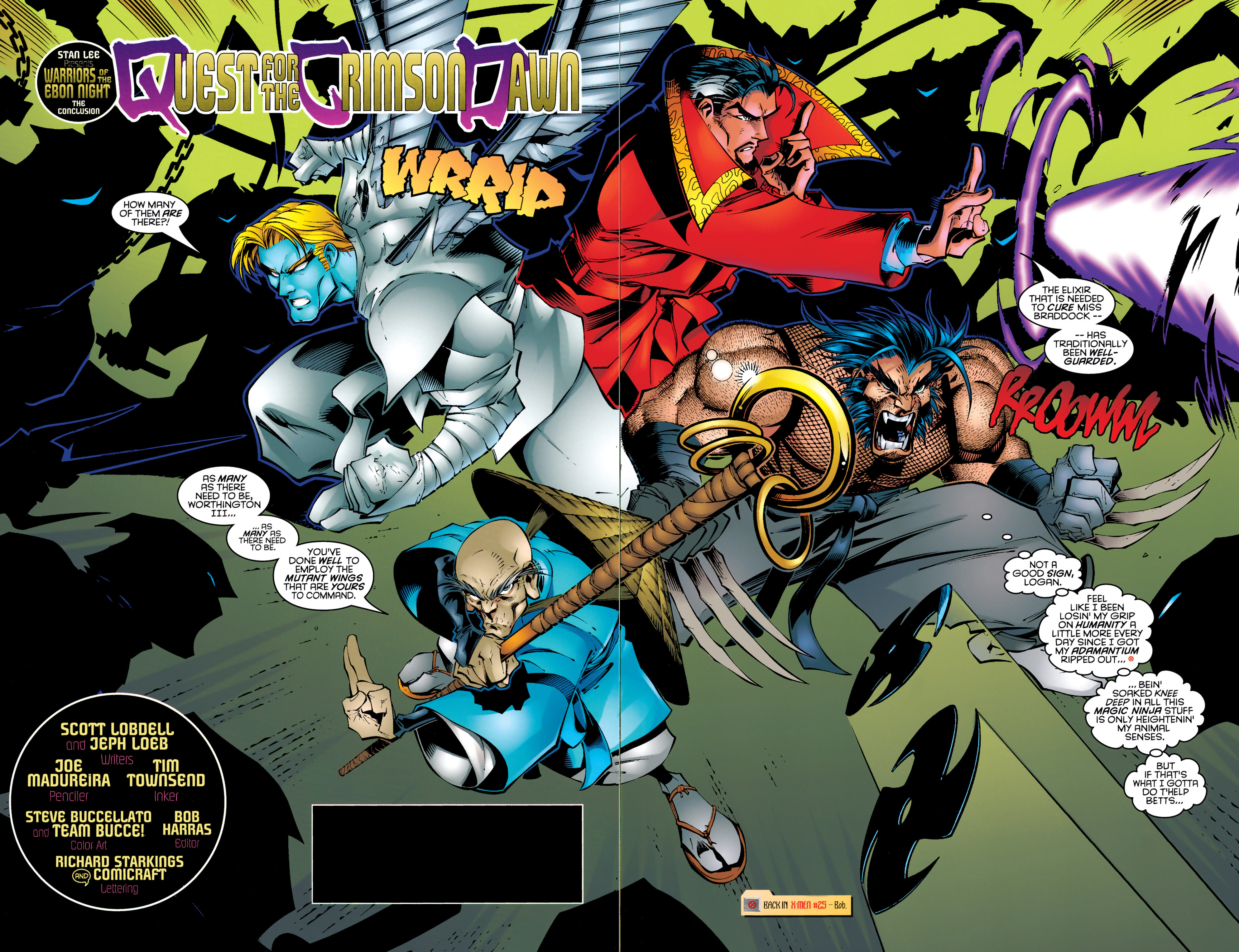 Read online Uncanny X-Men (1963) comic -  Issue #330 - 6