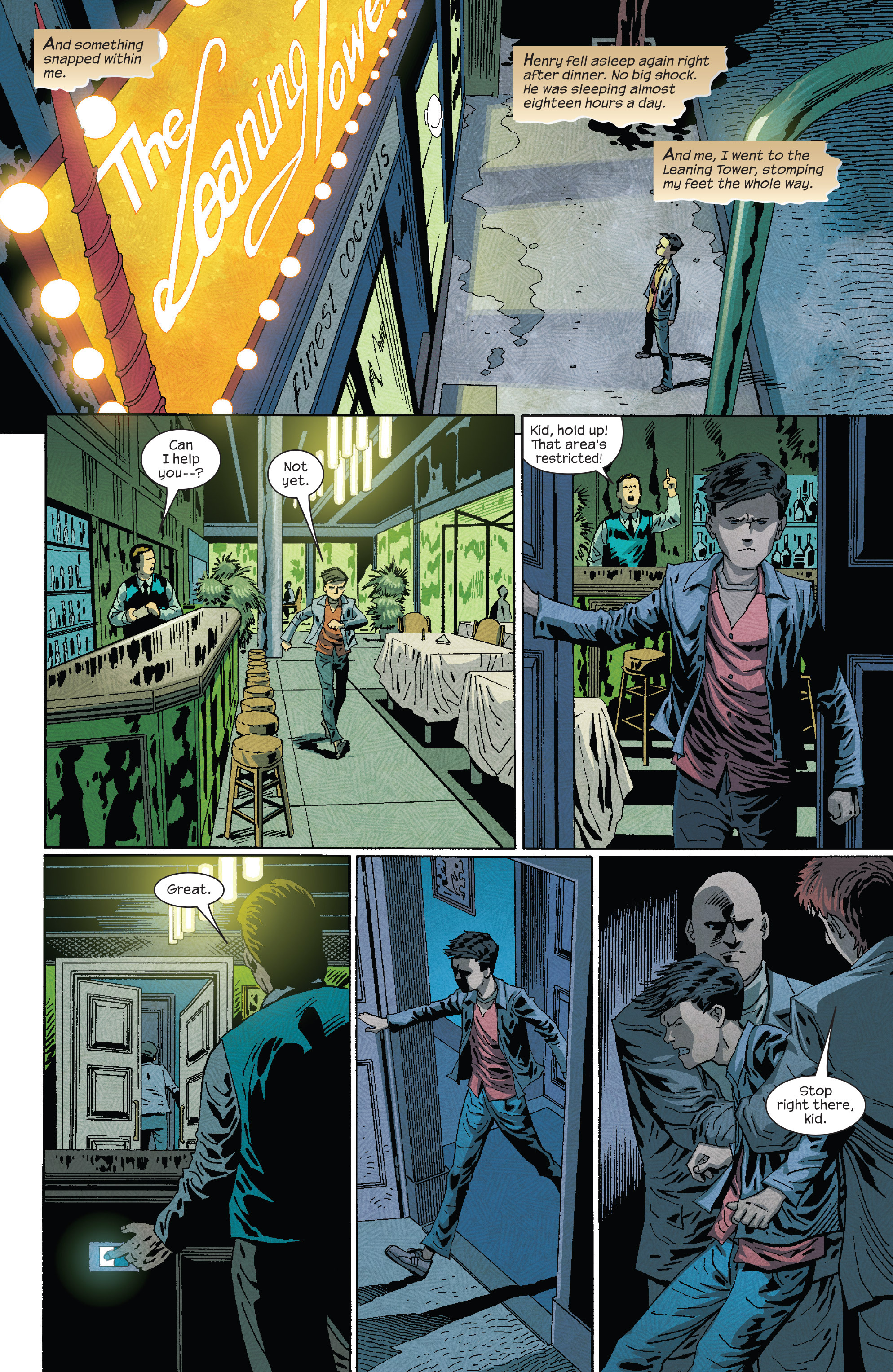 Read online Dark Tower: The Drawing of the Three - The Prisoner comic -  Issue #4 - 12
