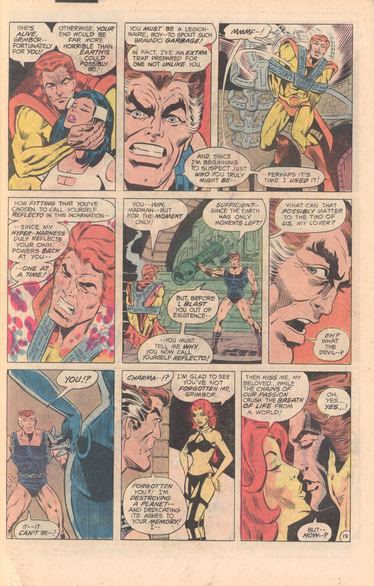 Legion of Super-Heroes (1980) 279 Page 19