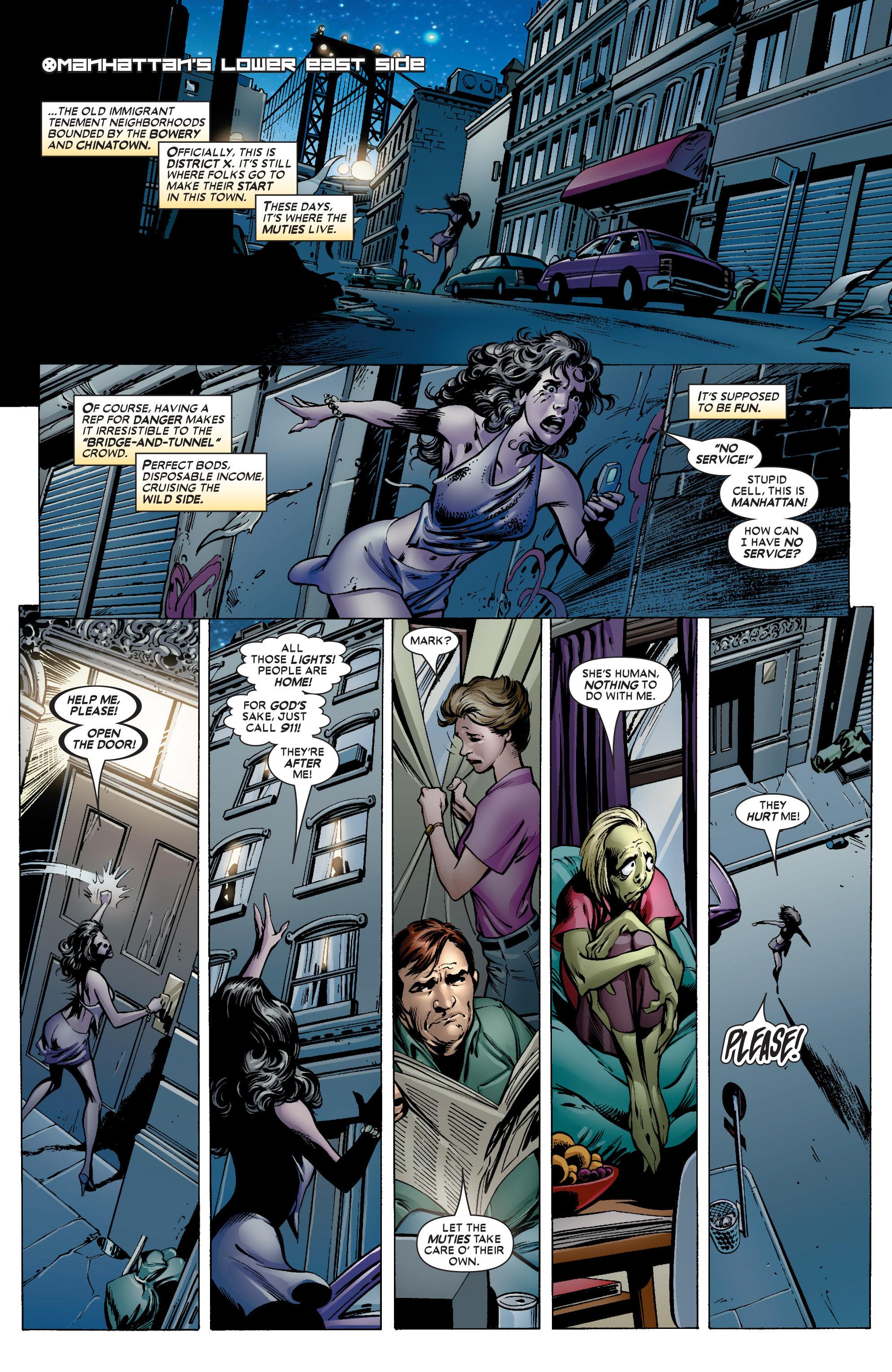 Read online Uncanny X-Men (1963) comic -  Issue #450 - 8