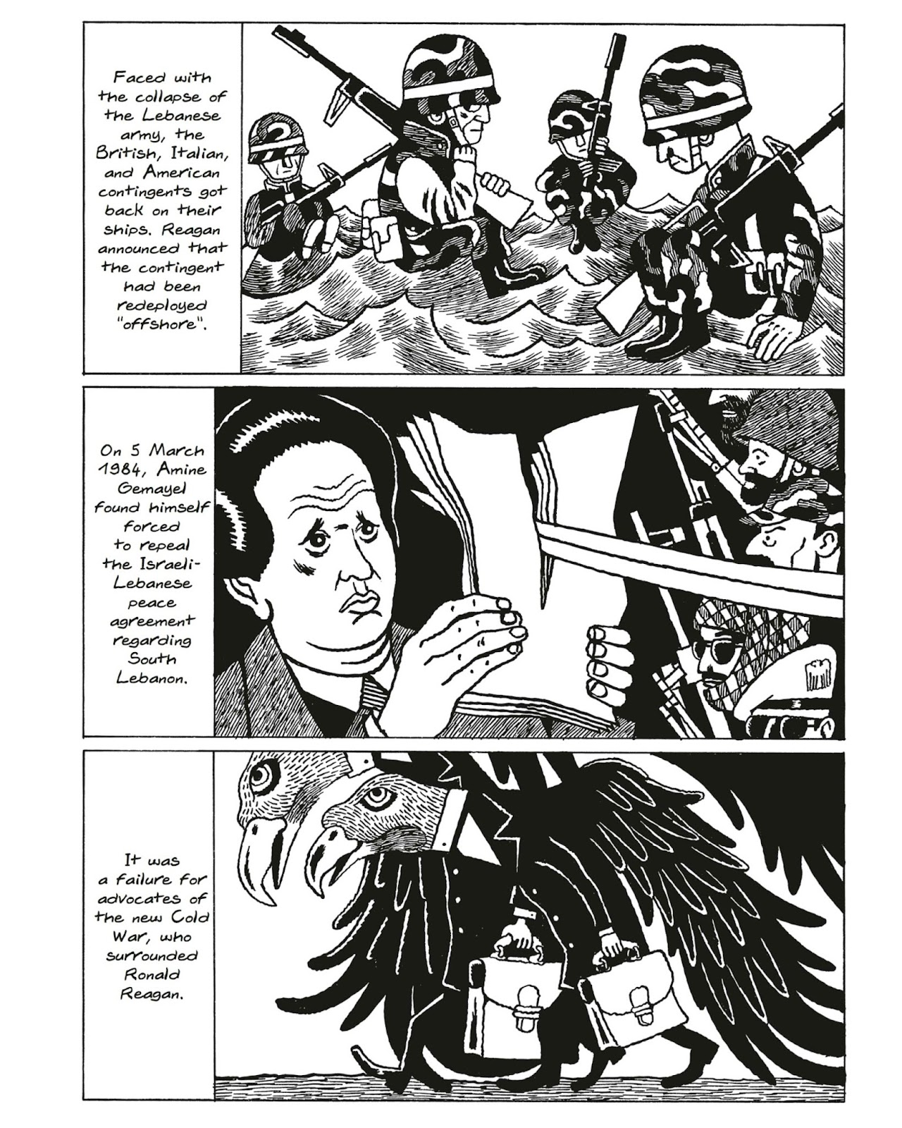 Best of Enemies: A History of US and Middle East Relations issue TPB_2 - Page 103