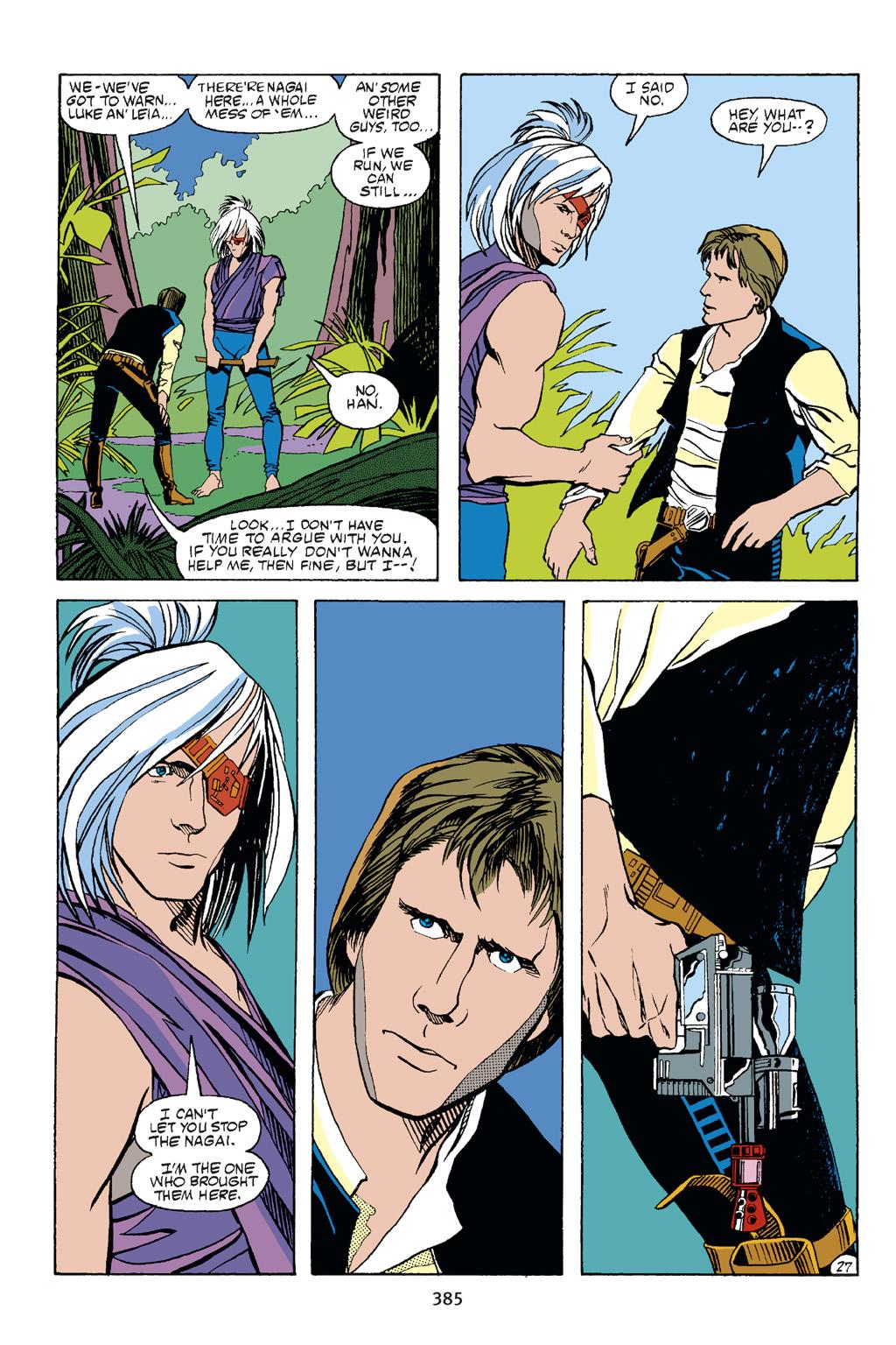 Read online Star Wars Omnibus comic -  Issue # Vol. 21.5 - 113