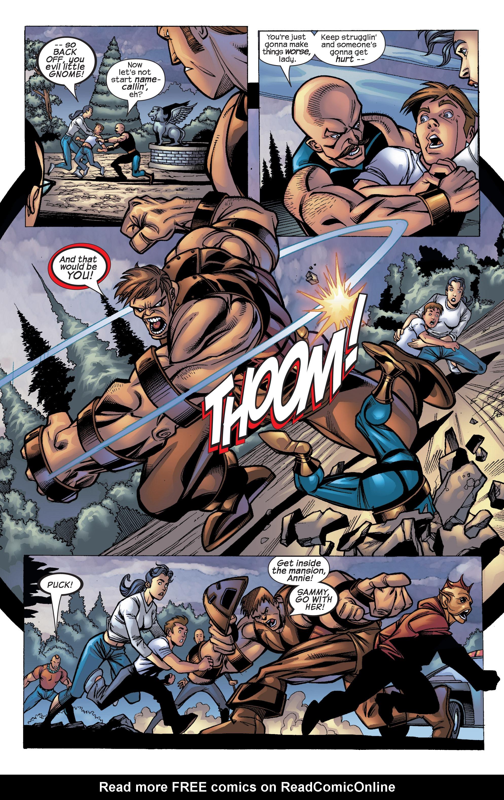 Read online Uncanny X-Men (1963) comic -  Issue #422 - 18