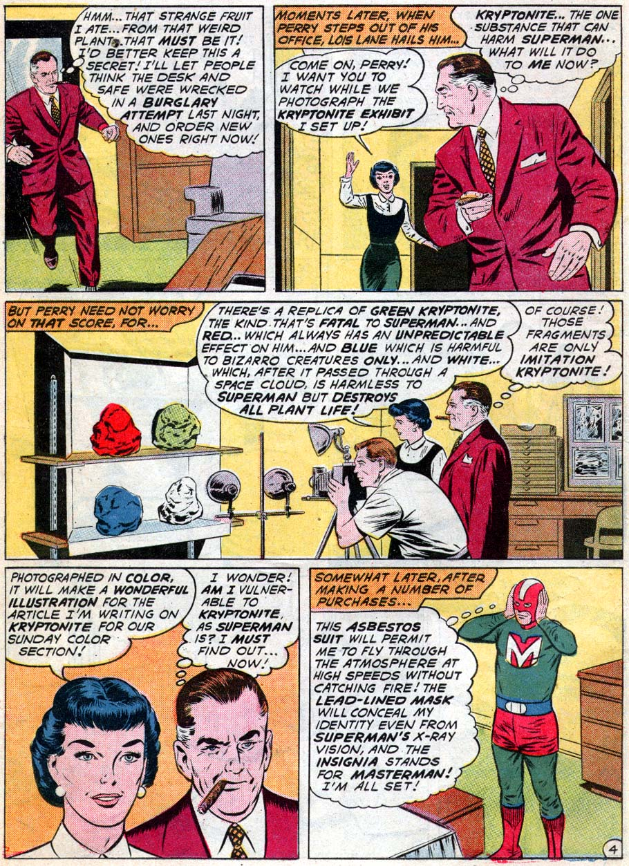 Read online Action Comics (1938) comic -  Issue #278 - 6