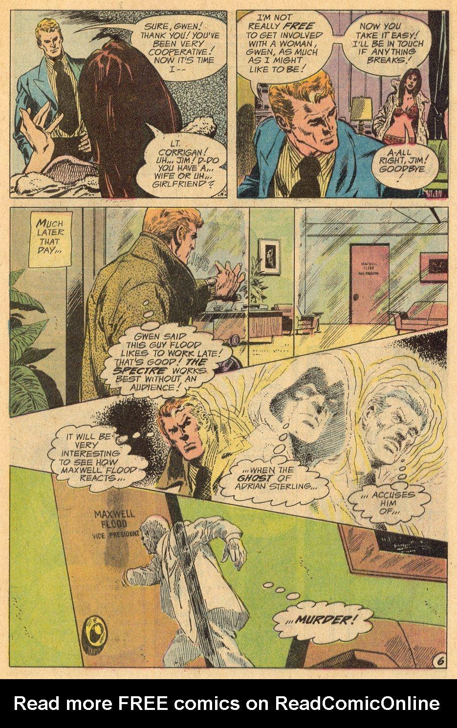 Read online Adventure Comics (1938) comic -  Issue #432 - 7