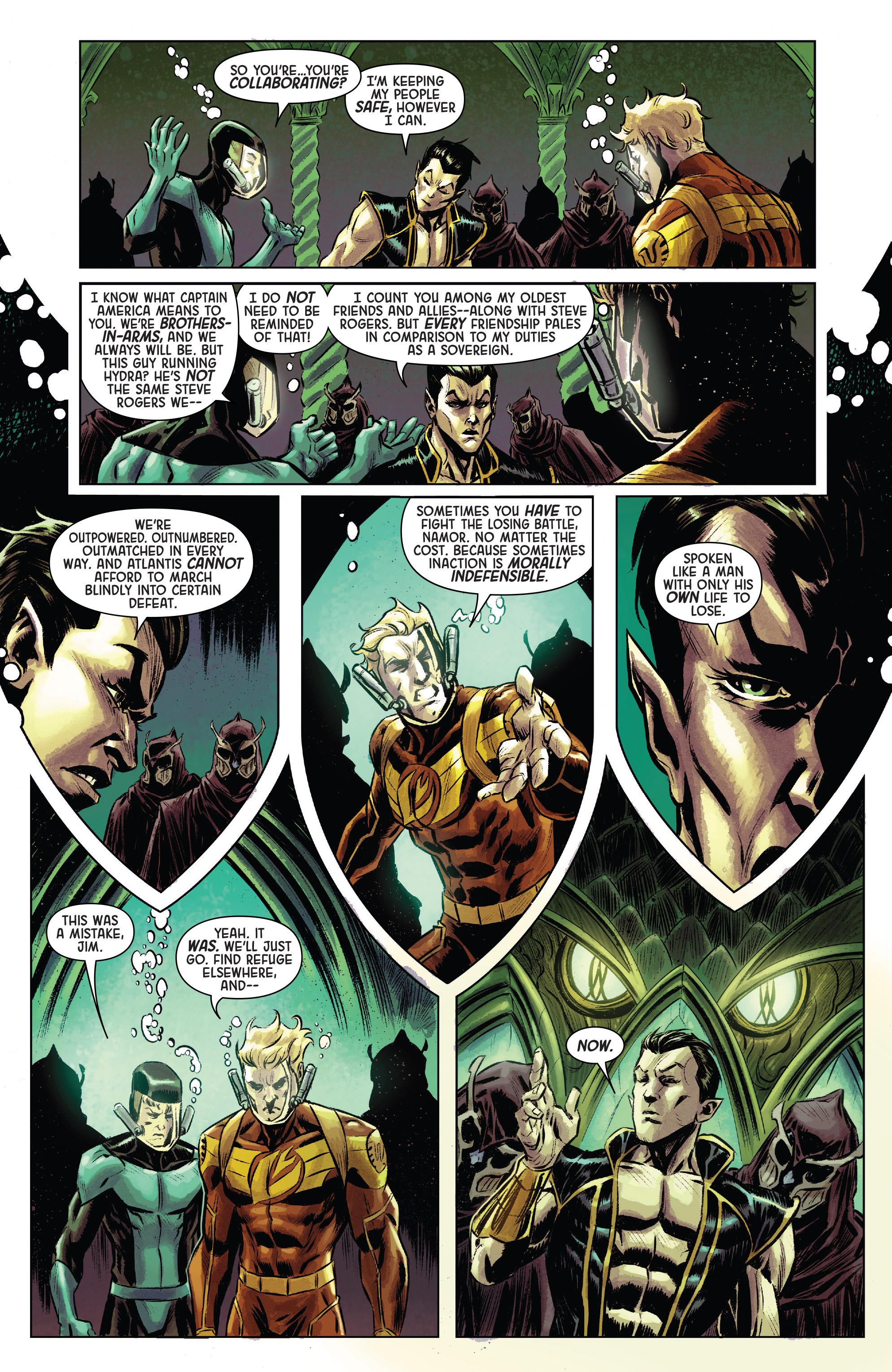 Read online Secret Empire: Brave New World comic -  Issue #1 - 8