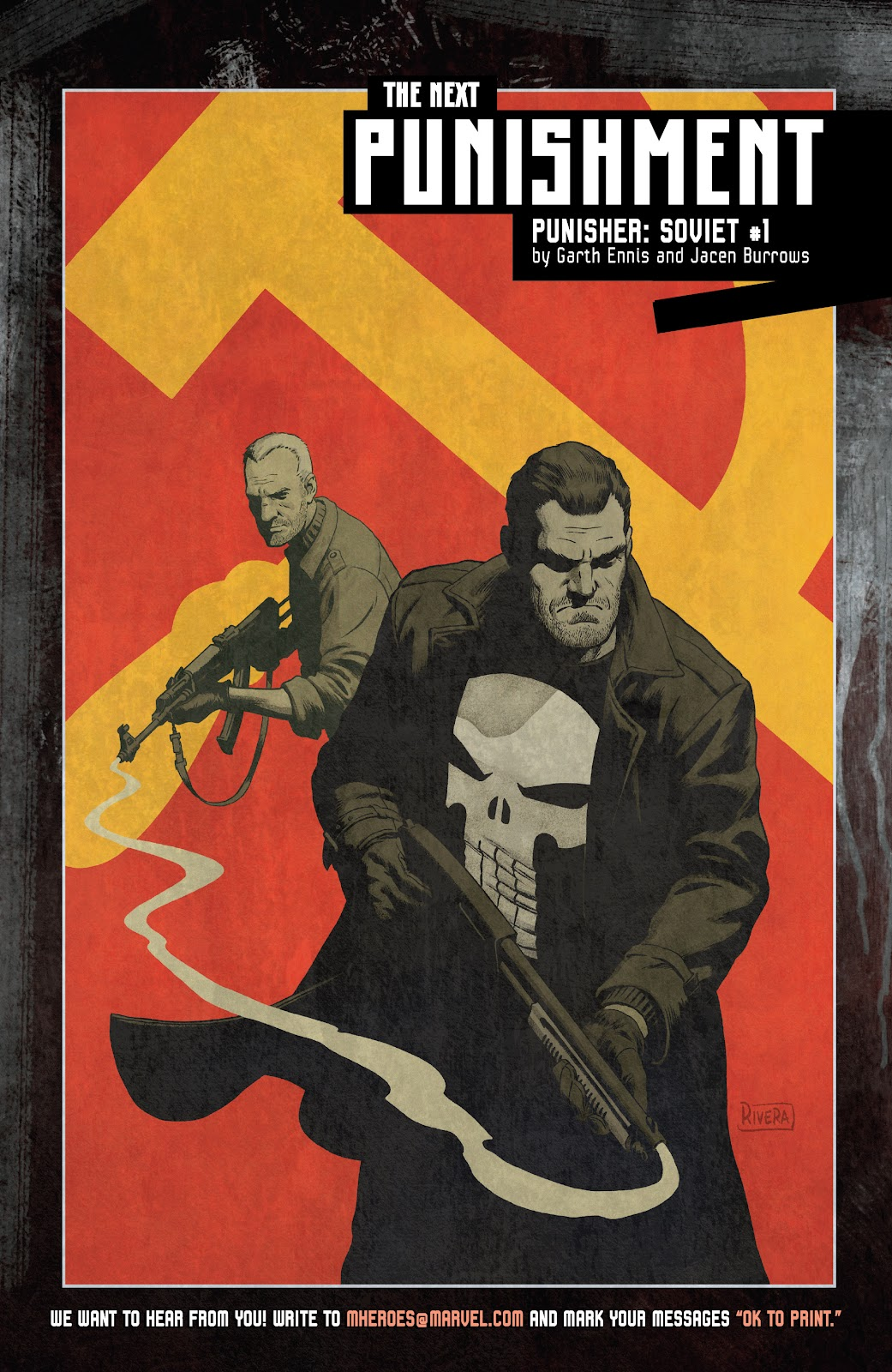 Read online The Punisher (2018) comic -  Issue #16 - 25