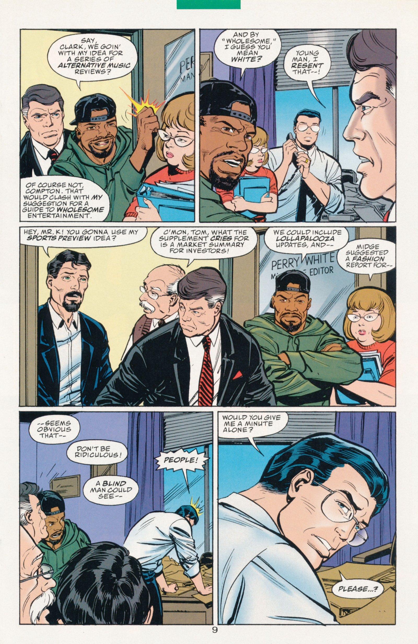 Action Comics (1938) 730 Page 11