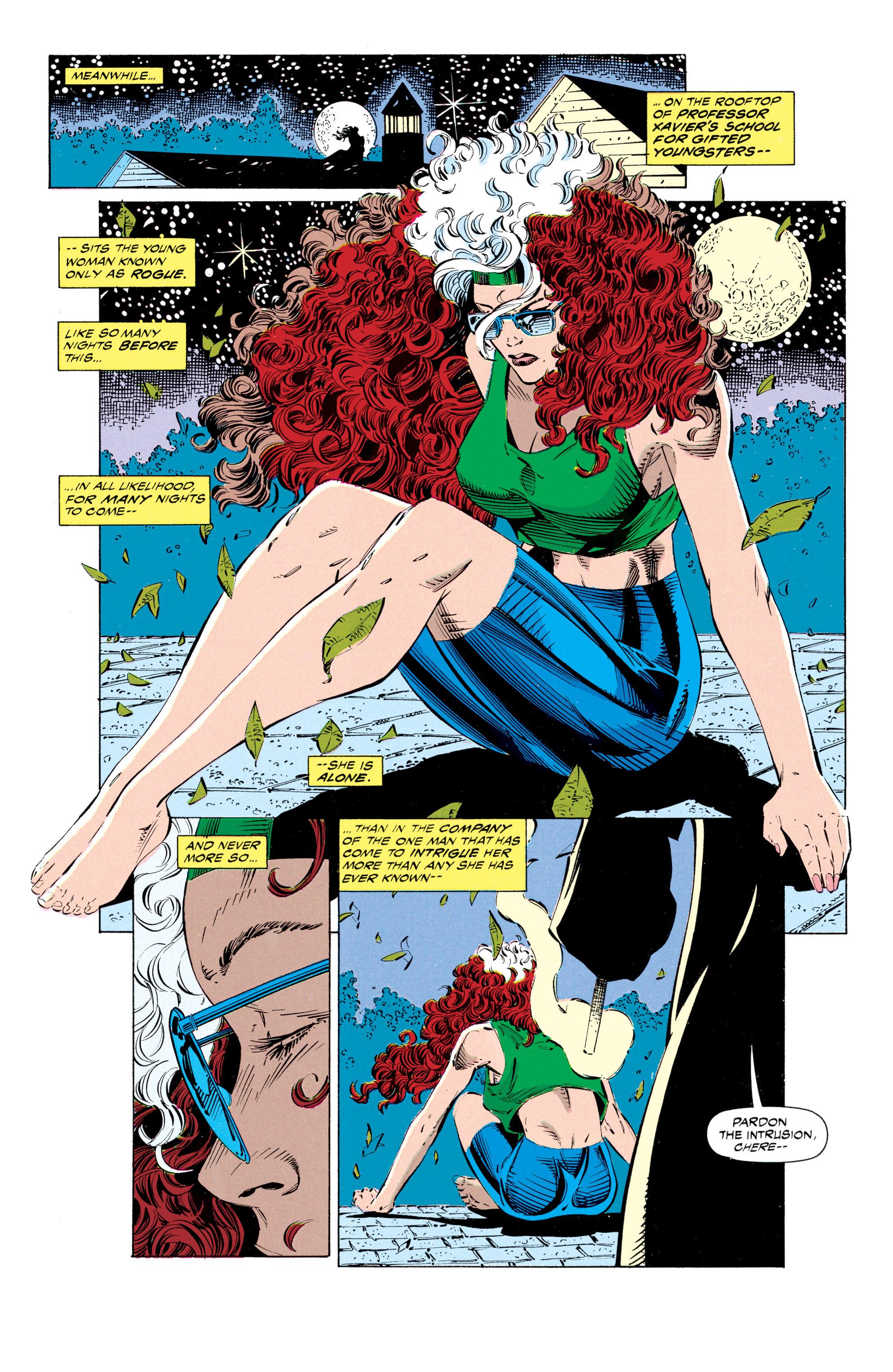 Read online Uncanny X-Men (1963) comic -  Issue #297 - 4