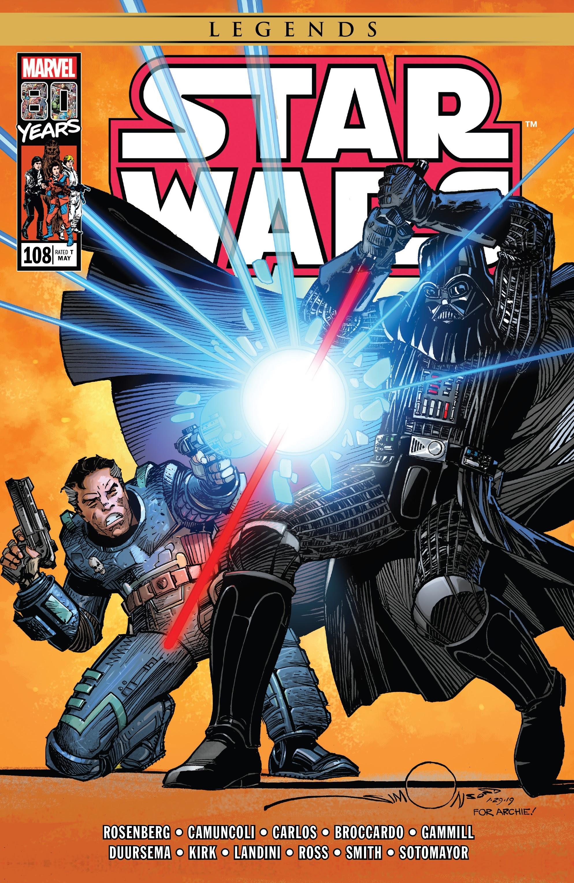 Star Wars (1977) 108 Page 1