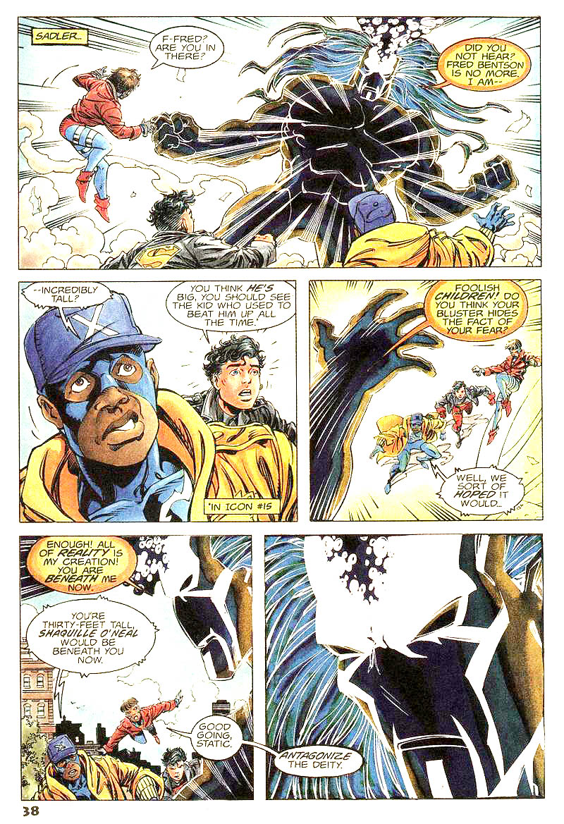 Read online Worlds Collide comic -  Issue # Full - 36