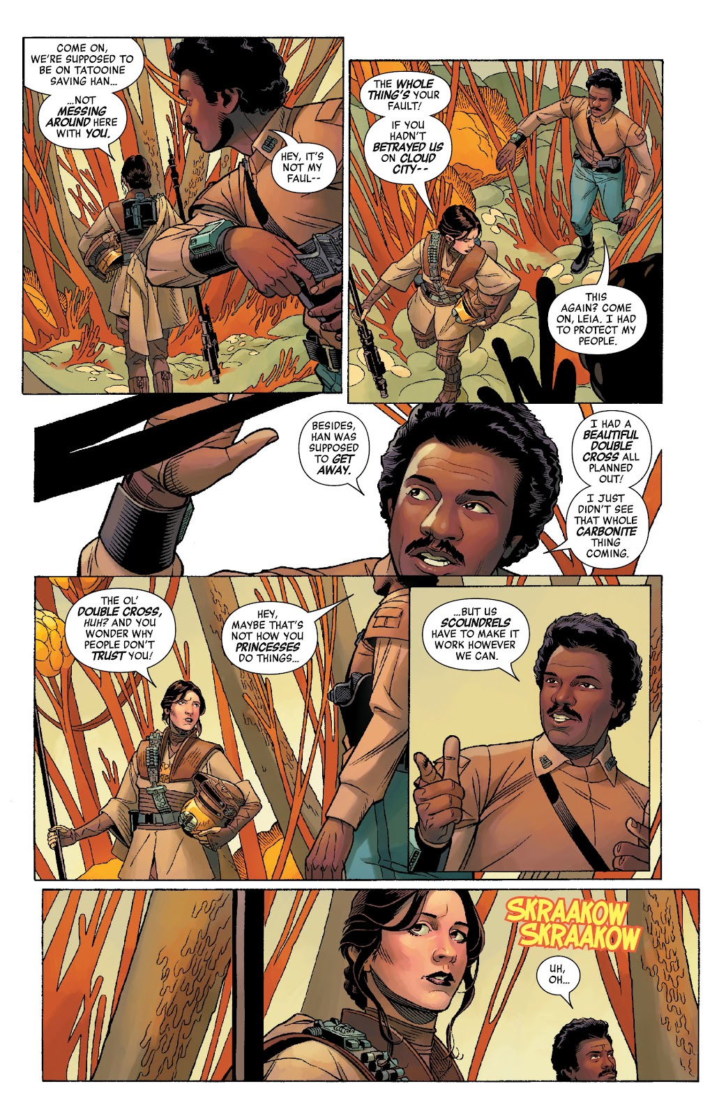 Read online Star Wars: Age of Rebellion - Heroes comic -  Issue # TPB - 12