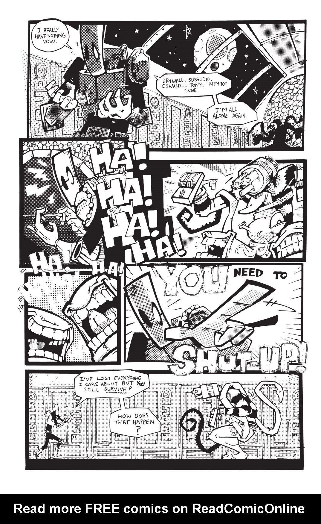 Read online Scud: The Disposable Assassin: The Whole Shebang comic -  Issue # TPB (Part 4) - 86