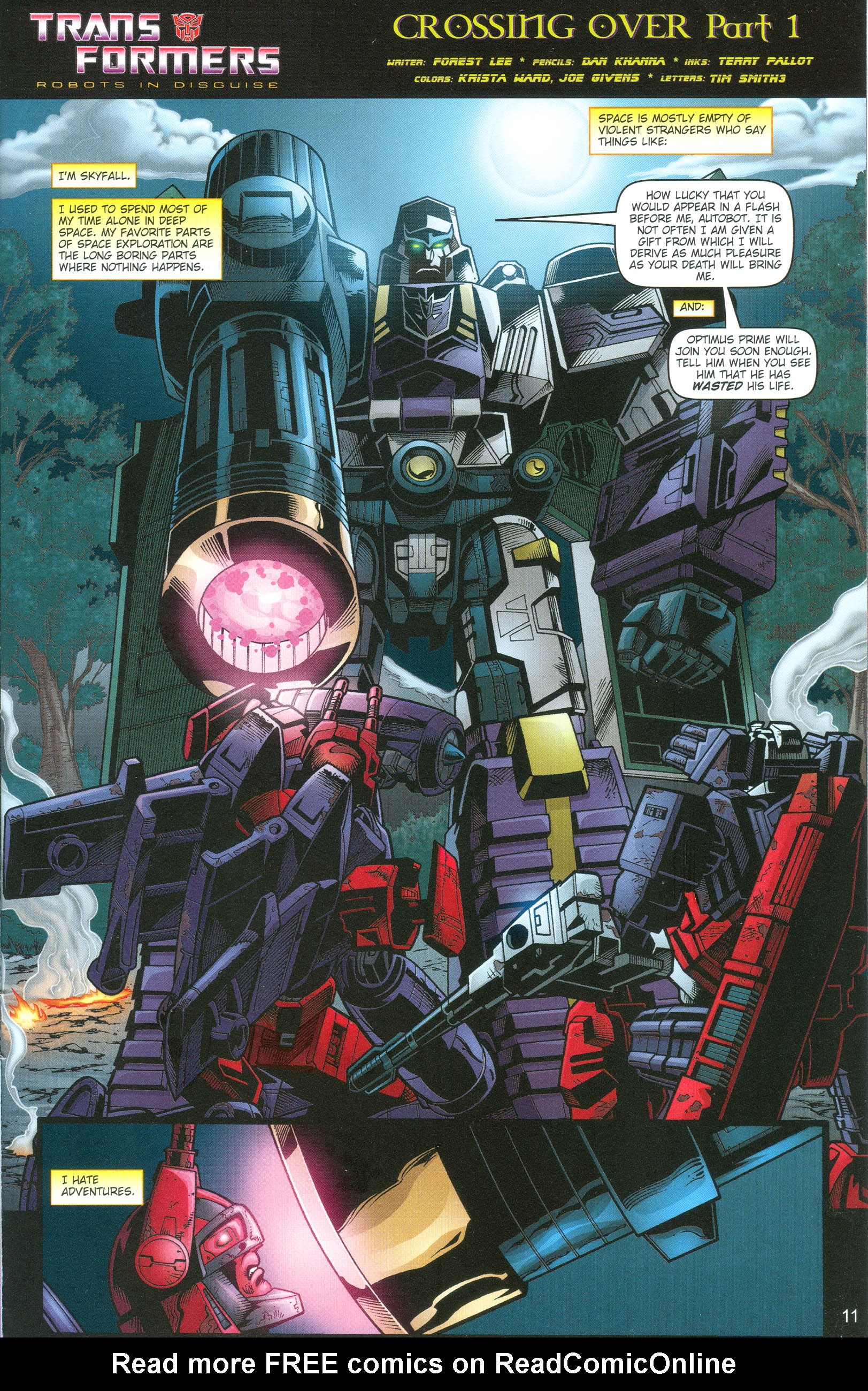 Read online Transformers: Collectors' Club comic -  Issue #13 - 11