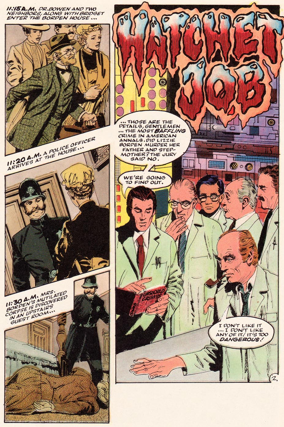 Read online Twisted Tales (1982) comic -  Issue #10 - 8