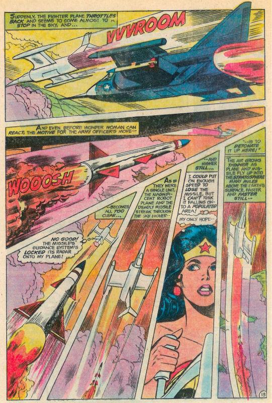 Read online Wonder Woman (1942) comic -  Issue #258 - 14