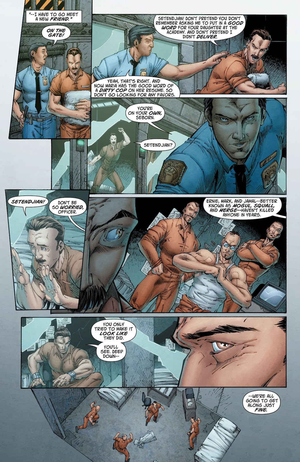 Read online The Flash (2011) comic -  Issue # _TPB 6 (Part 2) - 35