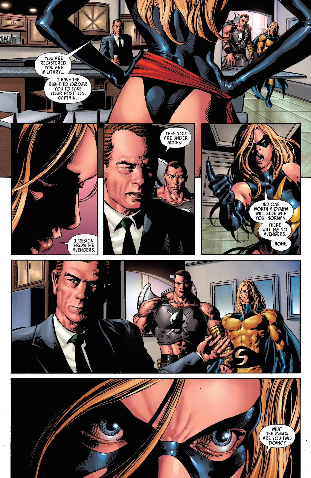 Read online Siege Prelude comic -  Issue # TPB (Part 1) - 12