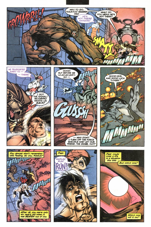 Read online Alpha Flight (1997) comic -  Issue #12 - 20