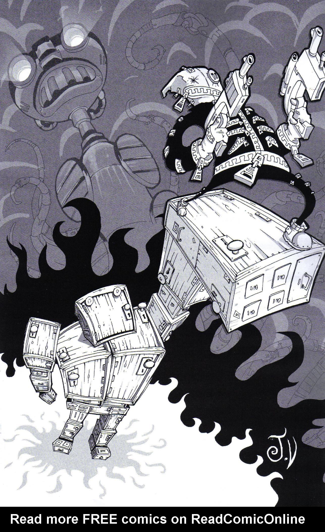 Read online Scud: The Disposable Assassin (2008) comic -  Issue #3 - 33
