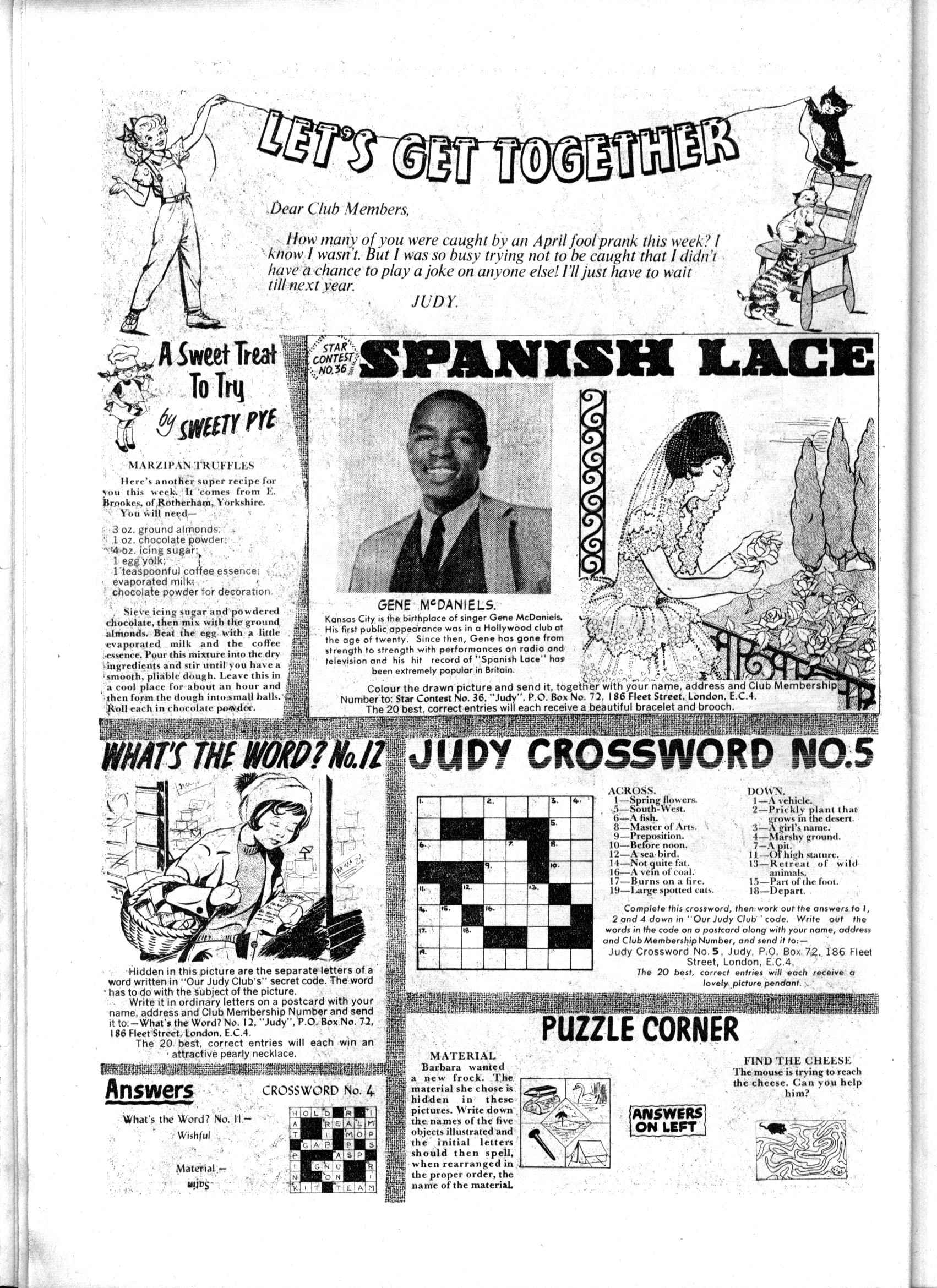 Read online Judy comic -  Issue #169 - 18