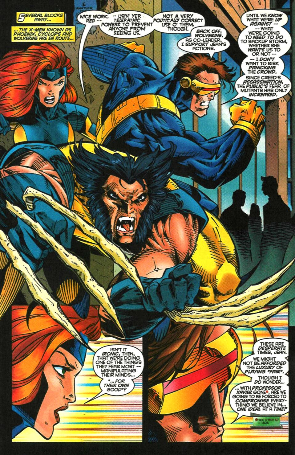 X-Men (1991) 61 Page 16