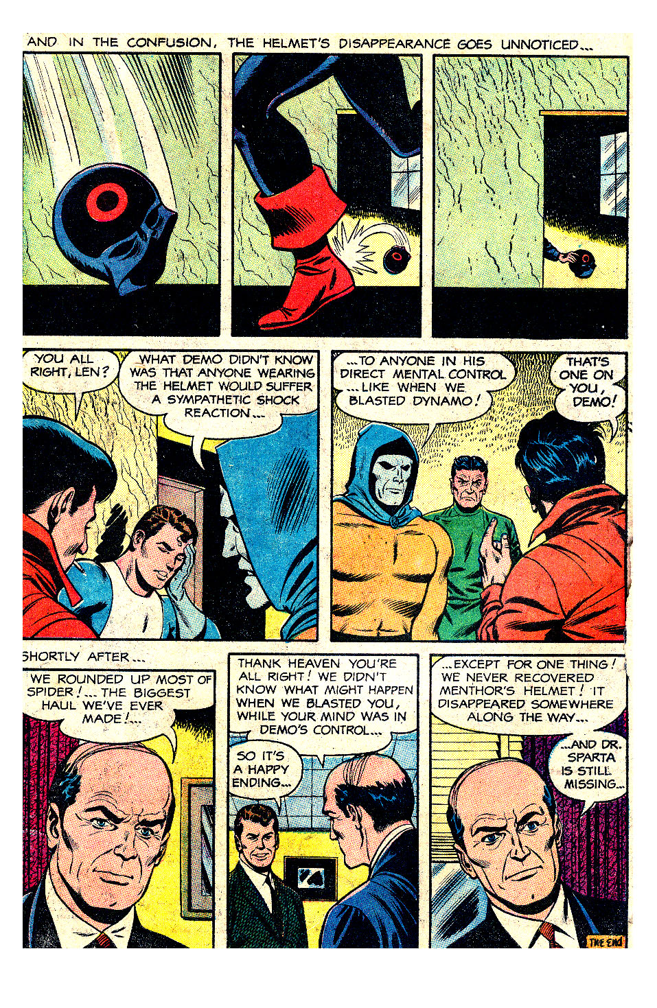 T.H.U.N.D.E.R. Agents (1965) issue 17 - Page 45