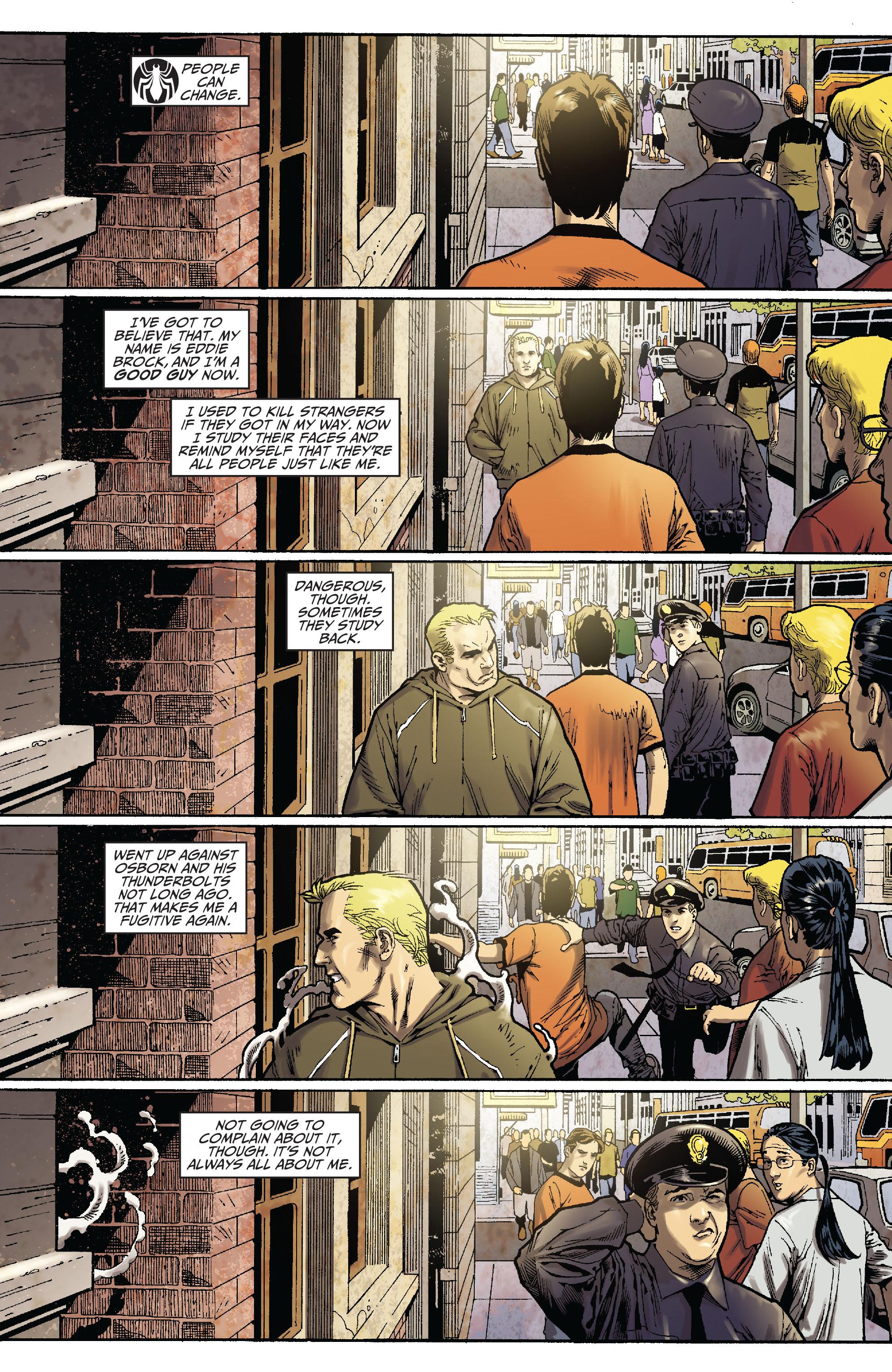 Read online Amazing Spider-Man Presents: Anti-Venom - New Ways To Live comic -  Issue #1 - 3